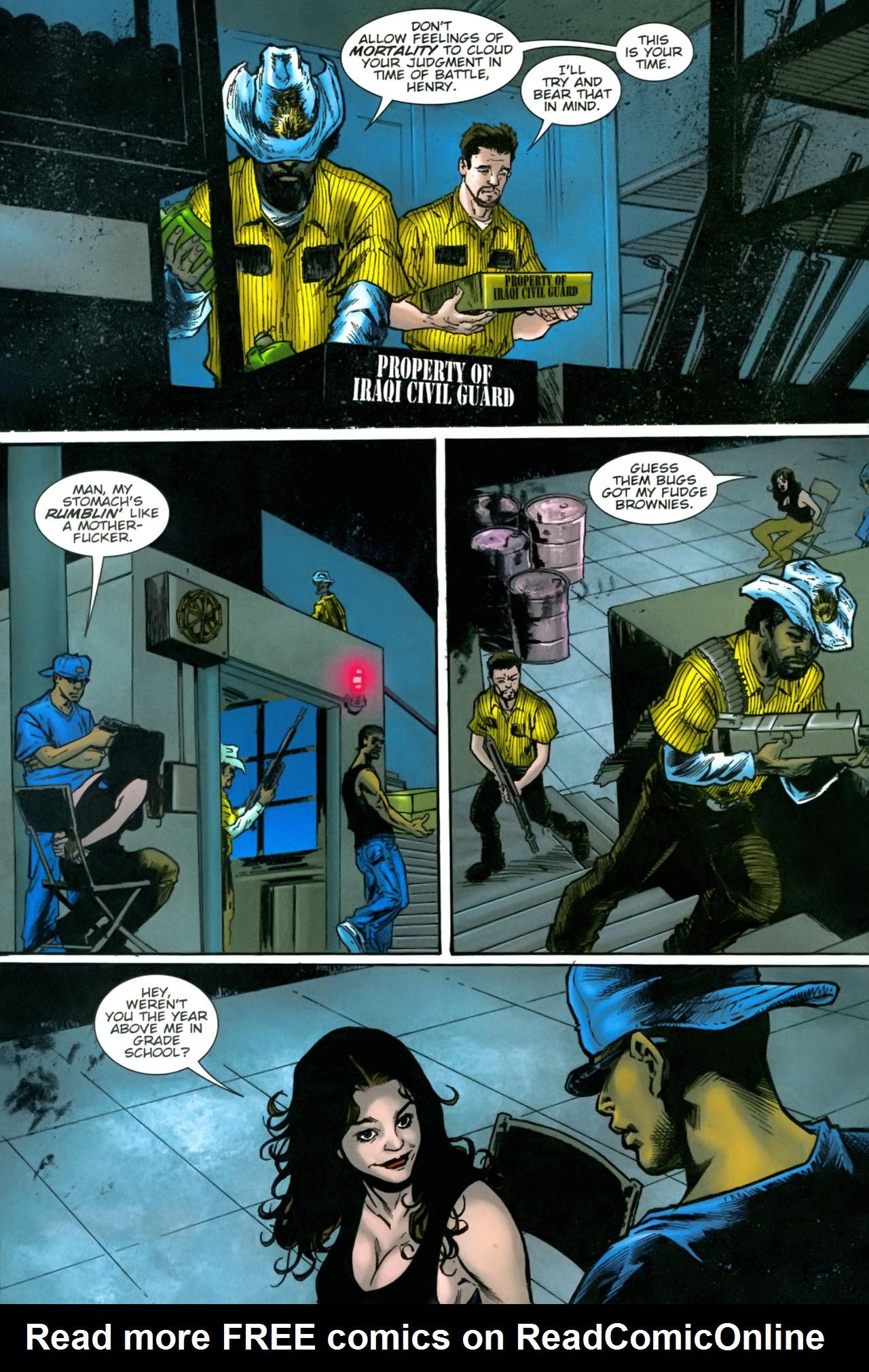 Read online The Exterminators comic -  Issue #22 - 15