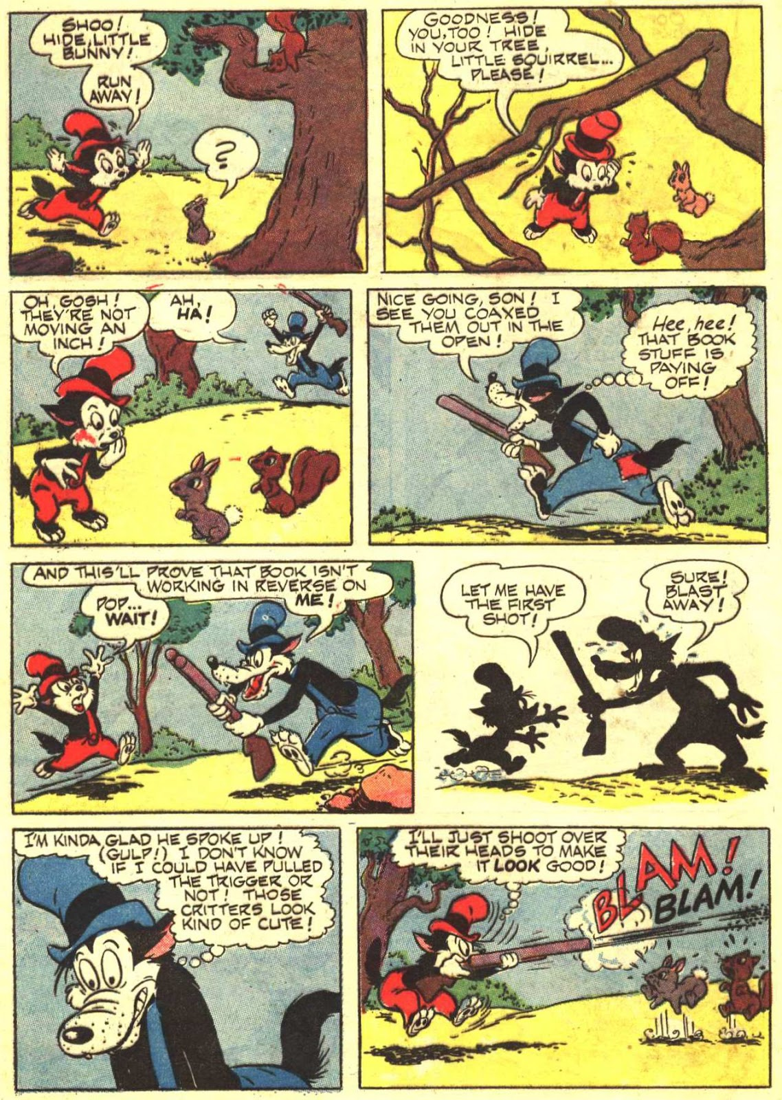 Walt Disney's Comics and Stories issue 193 - Page 16