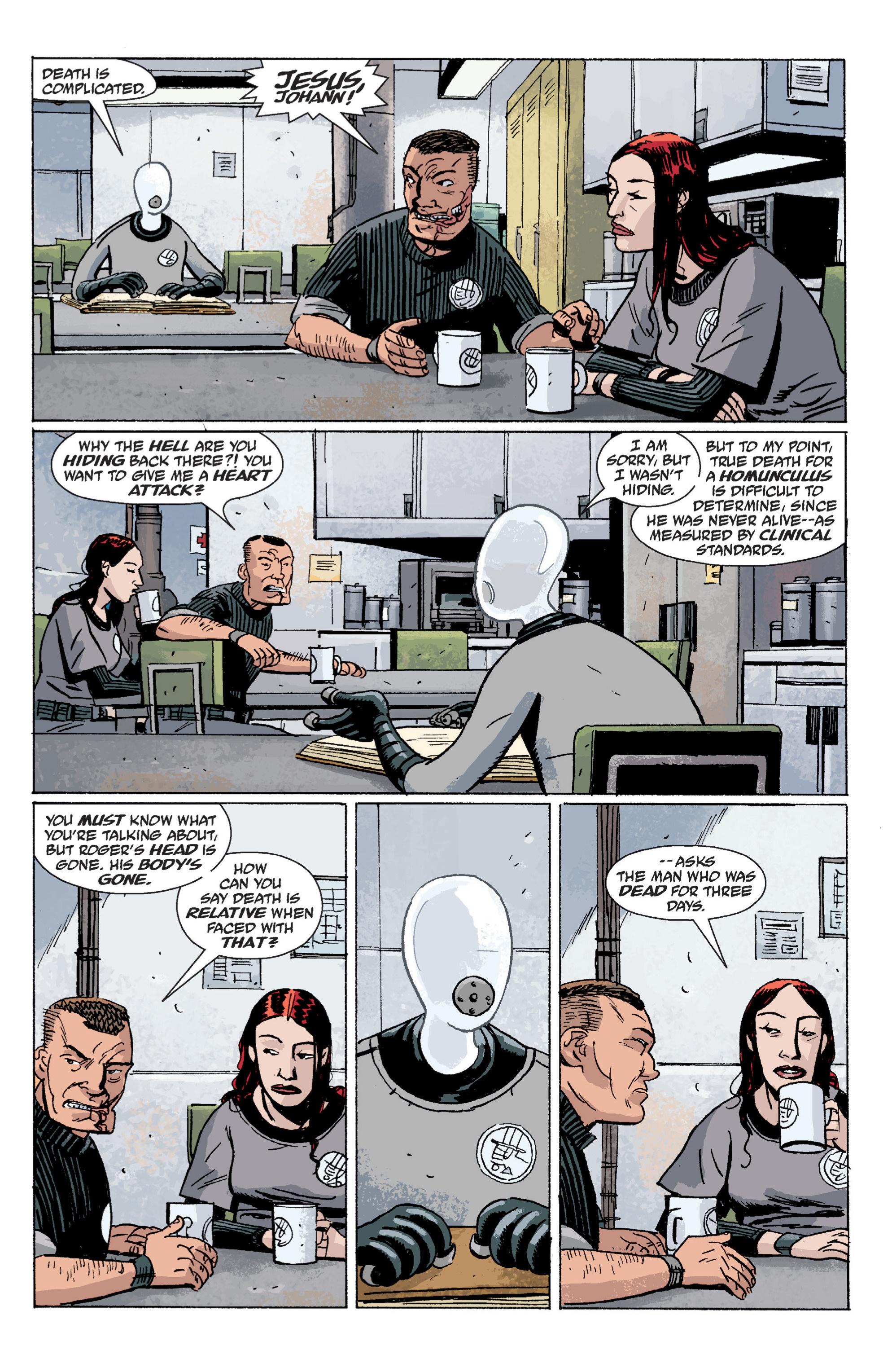 Read online B.P.R.D. (2003) comic -  Issue # TPB 6 - 18