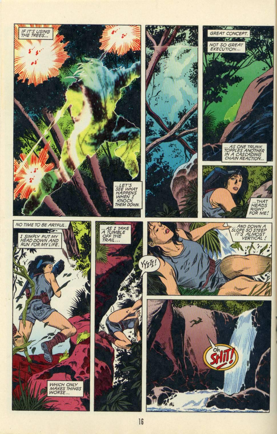 Read online Aliens/Predator: The Deadliest of the Species comic -  Issue #2 - 17