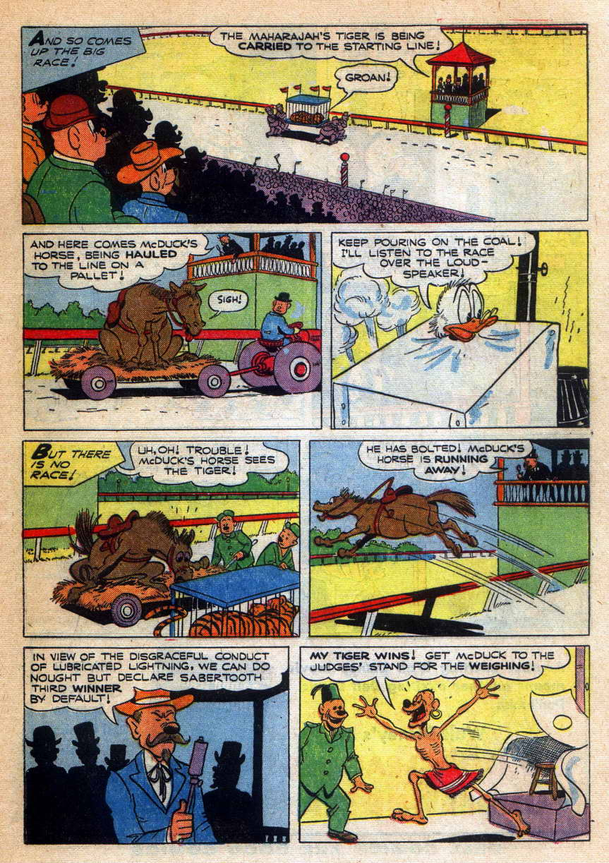 Read online Uncle Scrooge (1953) comic -  Issue #9 - 33