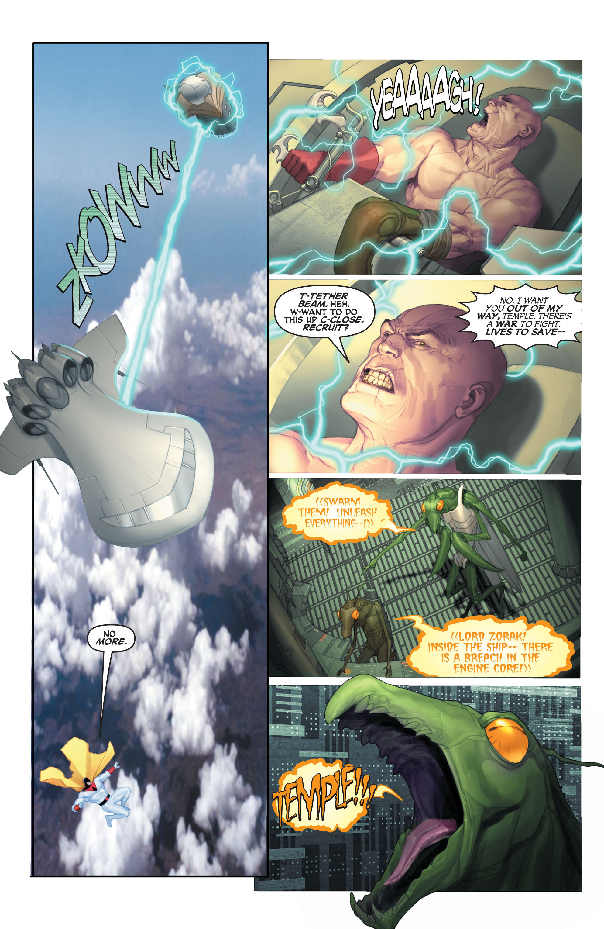 Read online Space Ghost (2016) comic -  Issue # Full - 123