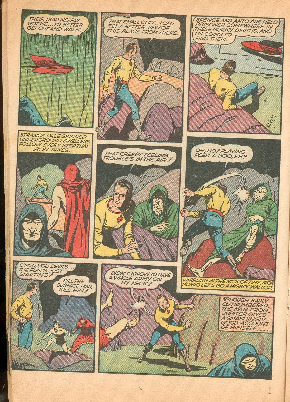 Read online Shadow Comics comic -  Issue #11 - 32
