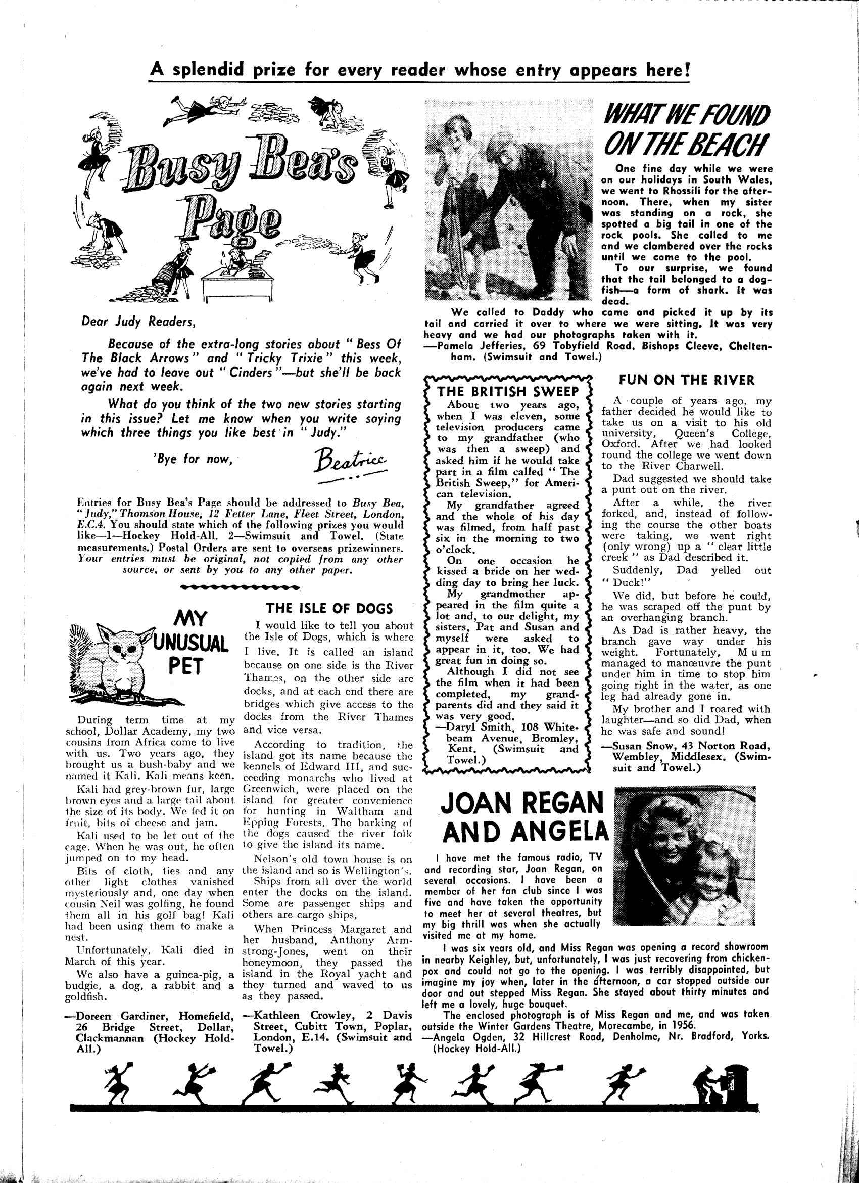 Read online Judy comic -  Issue #47 - 5