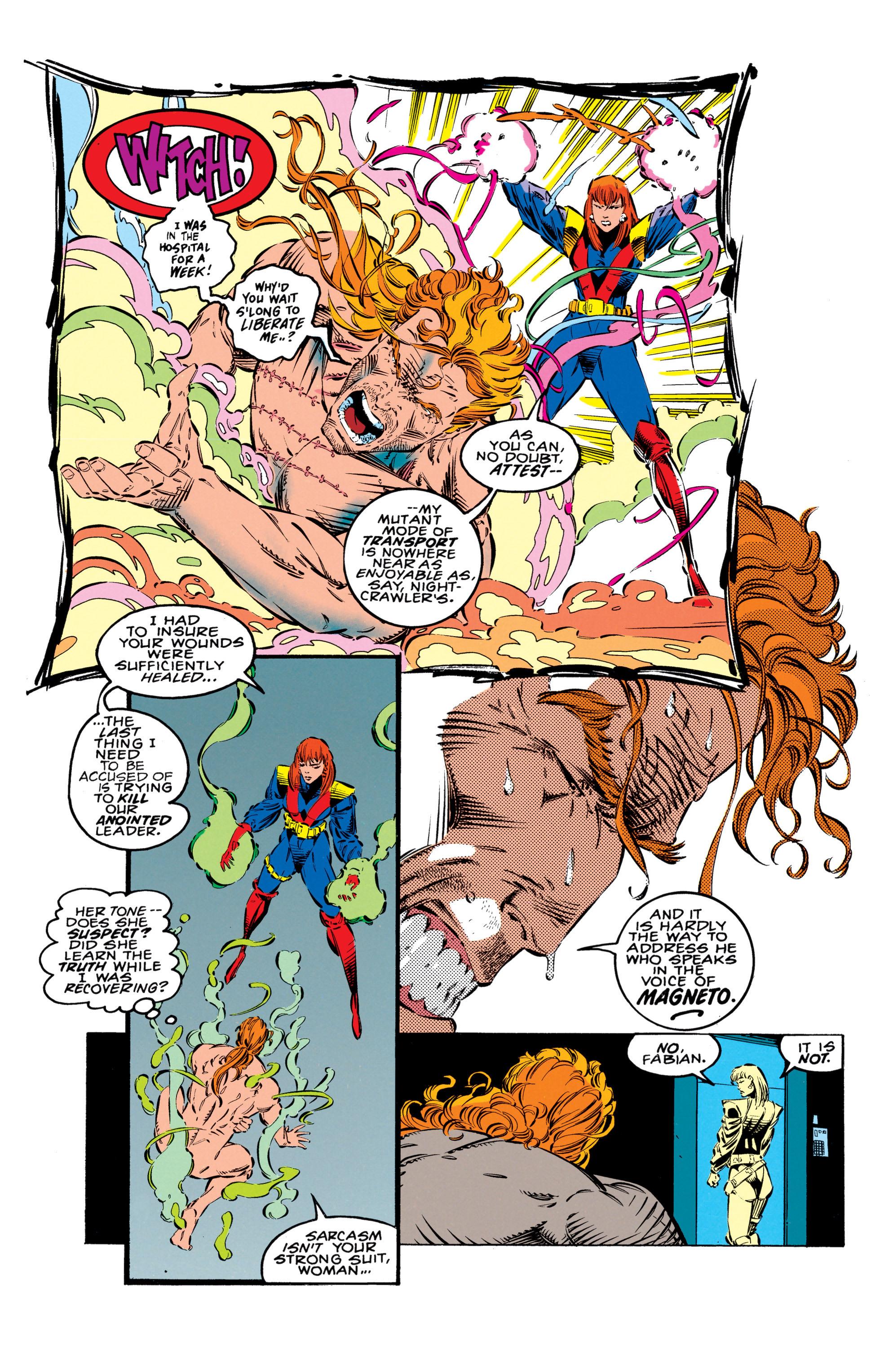 Read online Uncanny X-Men (1963) comic -  Issue #300 - 46