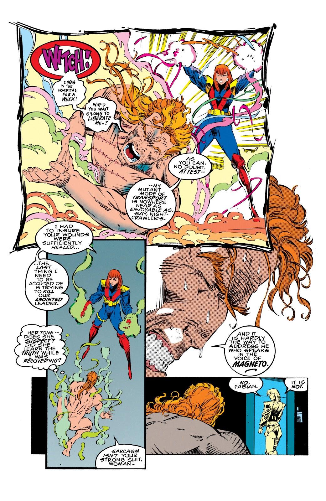 Uncanny X-Men (1963) issue 300 - Page 46