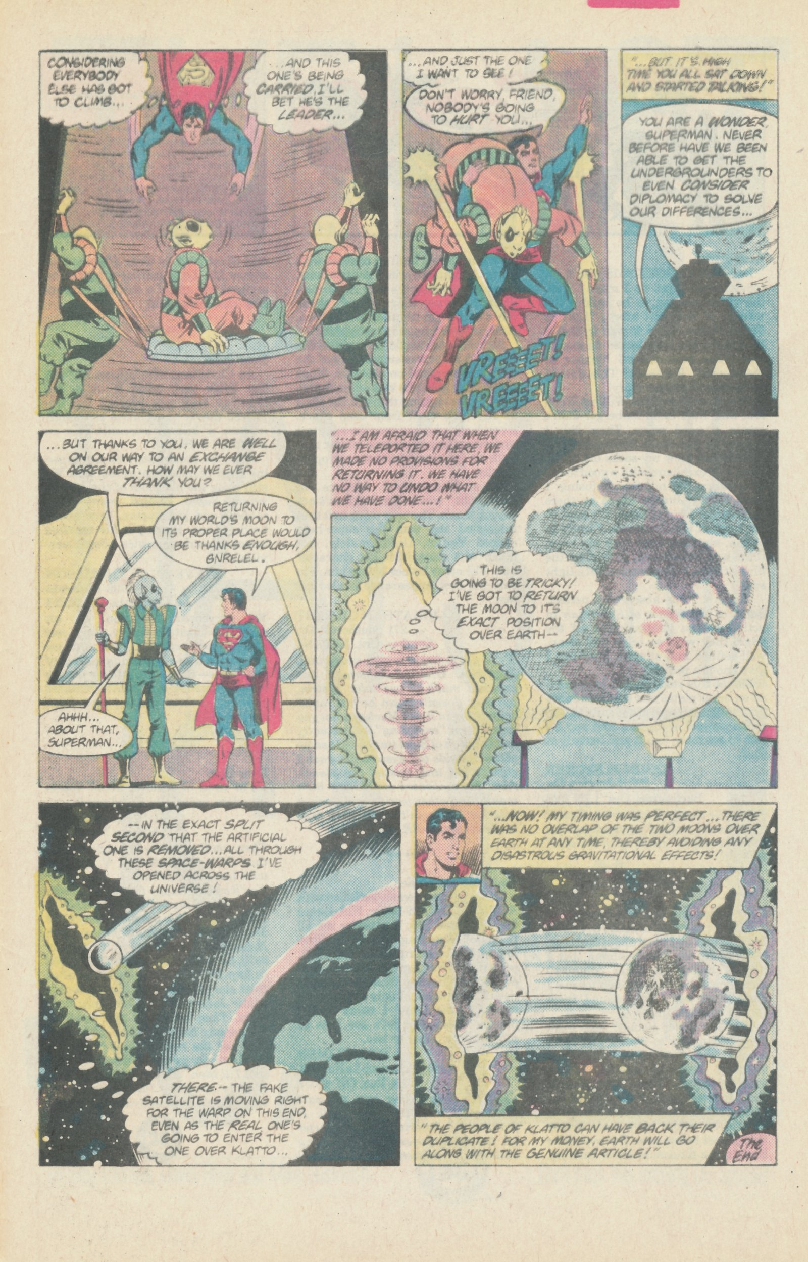 Read online Action Comics (1938) comic -  Issue #580 - 33