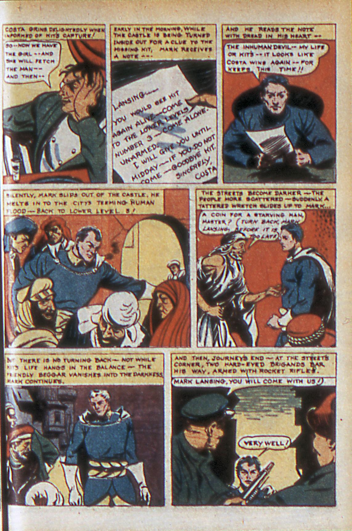 Read online Adventure Comics (1938) comic -  Issue #60 - 26