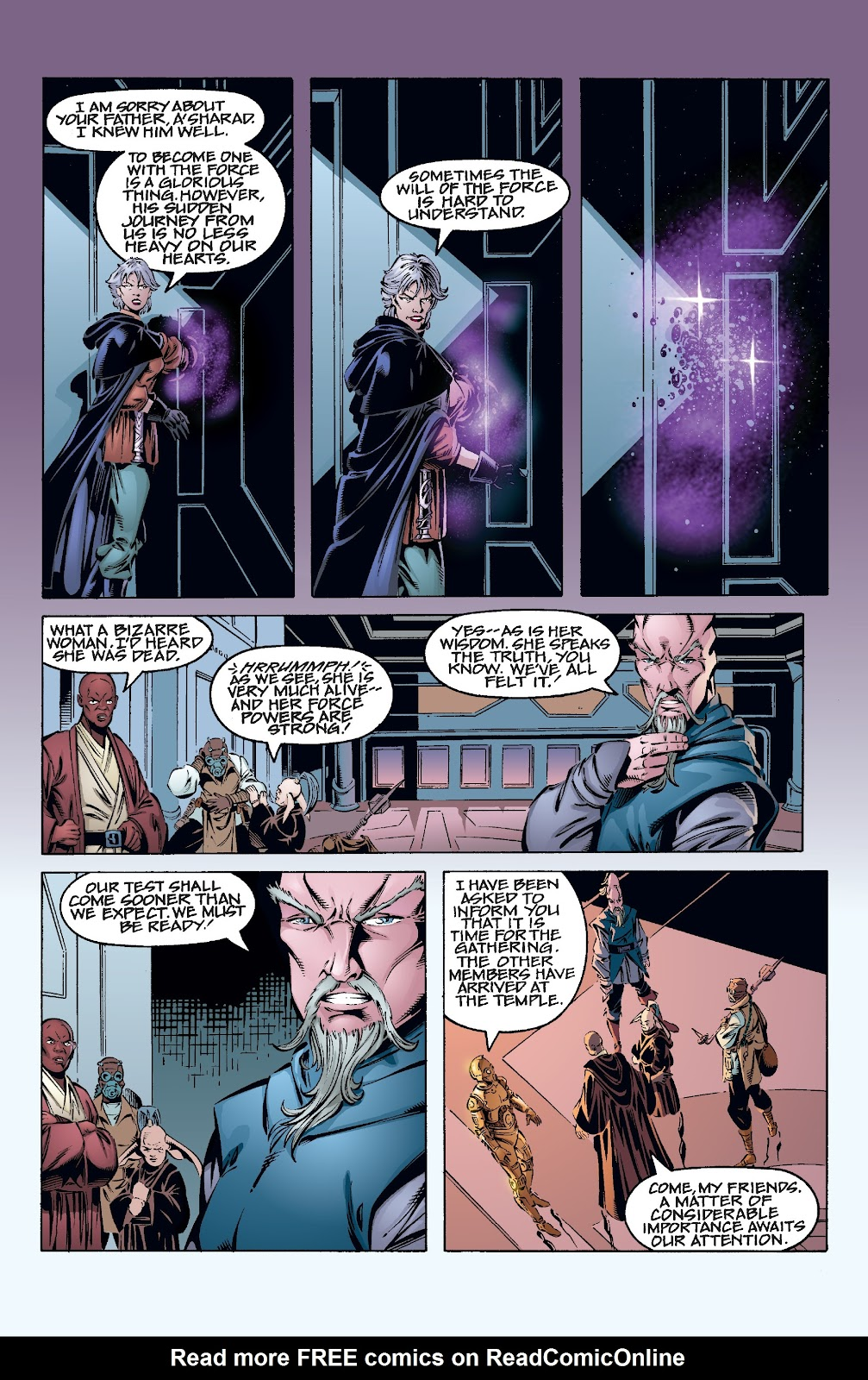 Read online Star Wars Legends Epic Collection: The Menace Revealed comic -  Issue # TPB (Part 3) - 57