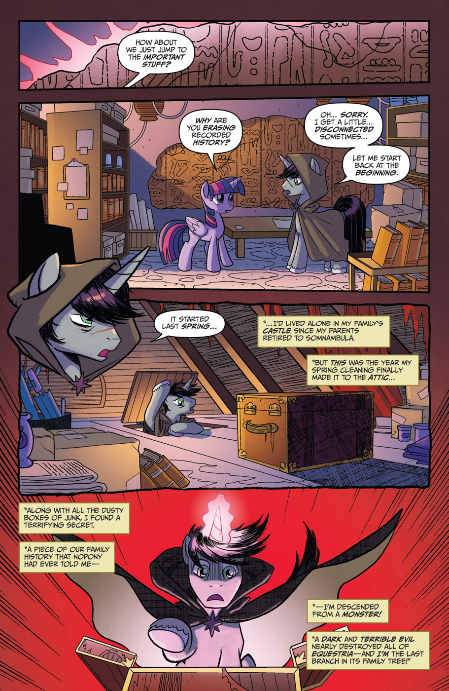Read online My Little Pony: Friendship is Magic comic -  Issue #53 - 8