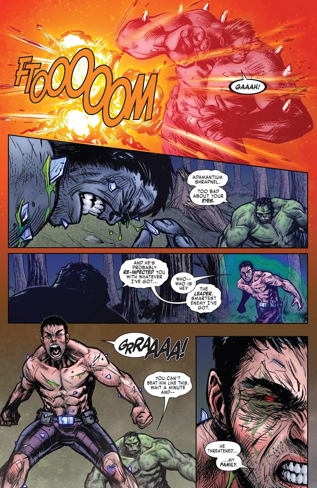 Read online Hulkverines comic -  Issue #1 - 28