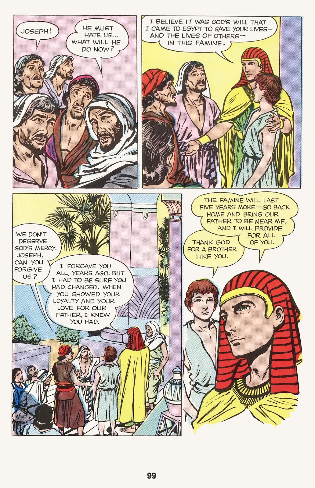 The Picture Bible issue TPB (Part 2) - Page 2