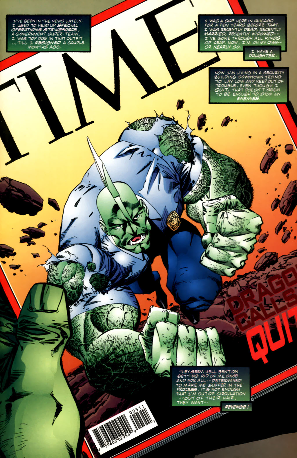 The Savage Dragon (1993) Issue #63 #66 - English 3