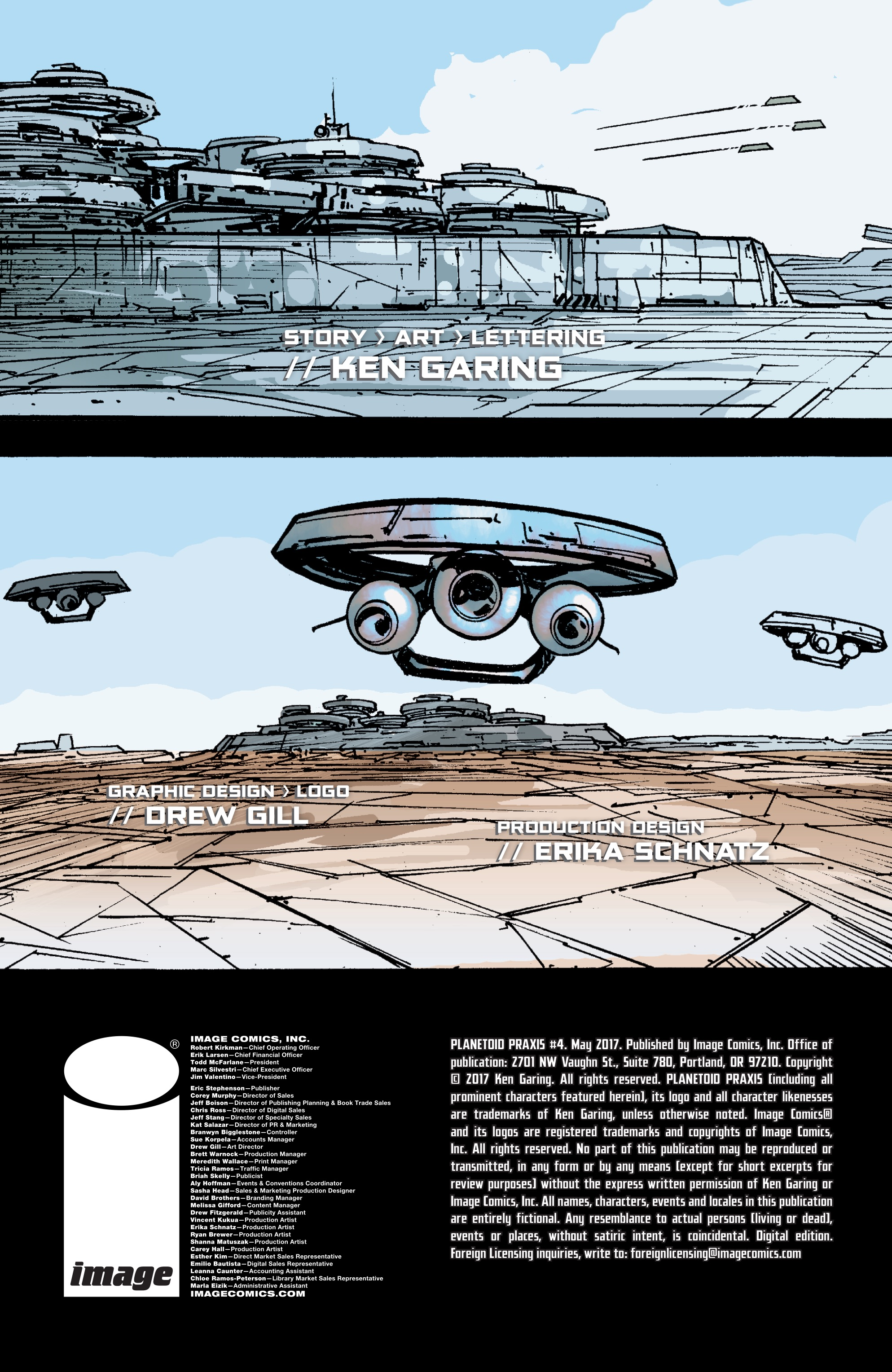 Read online Planetoid Praxis comic -  Issue #4 - 2