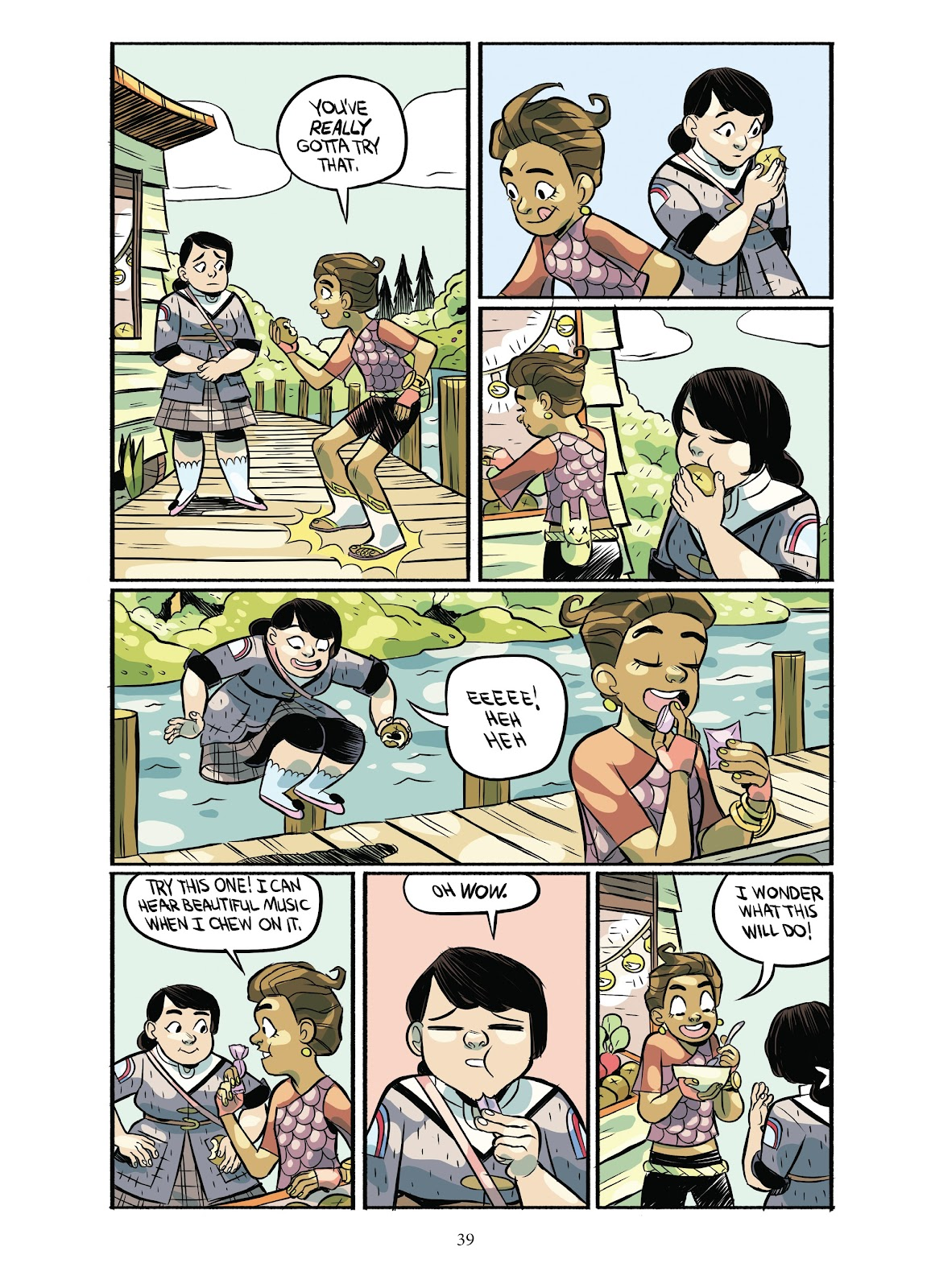 Read online Girl Town comic -  Issue # TPB (Part 1) - 40