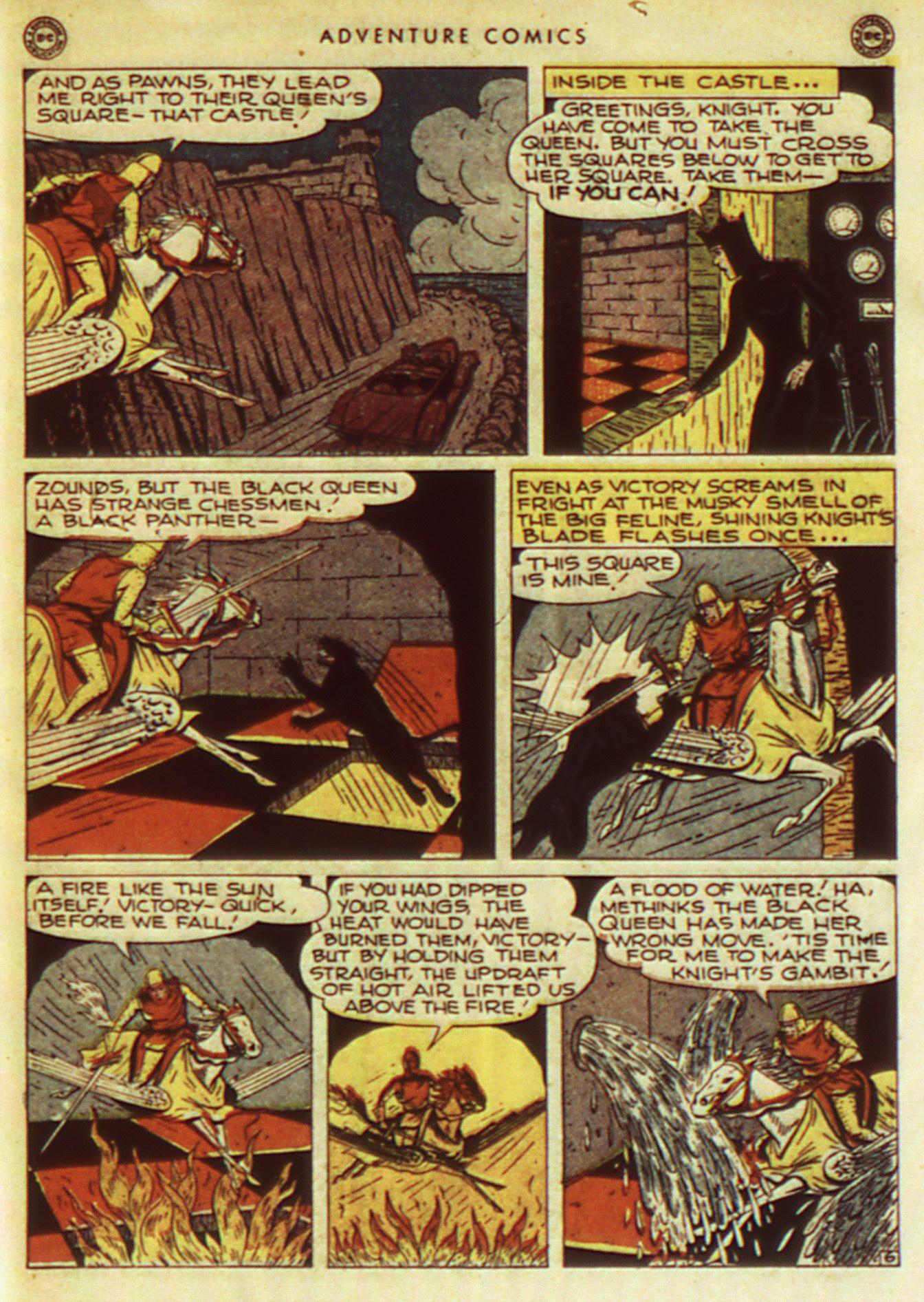 Read online Adventure Comics (1938) comic -  Issue #105 - 47