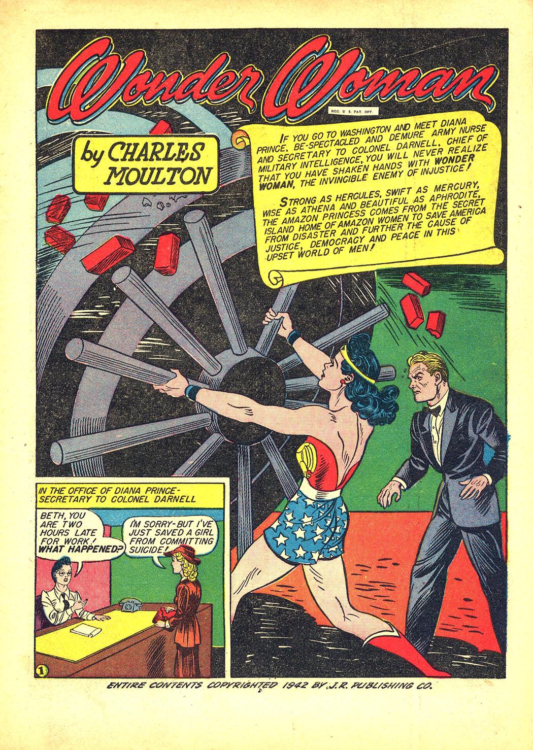 Read online Sensation (Mystery) Comics comic -  Issue #8 - 3