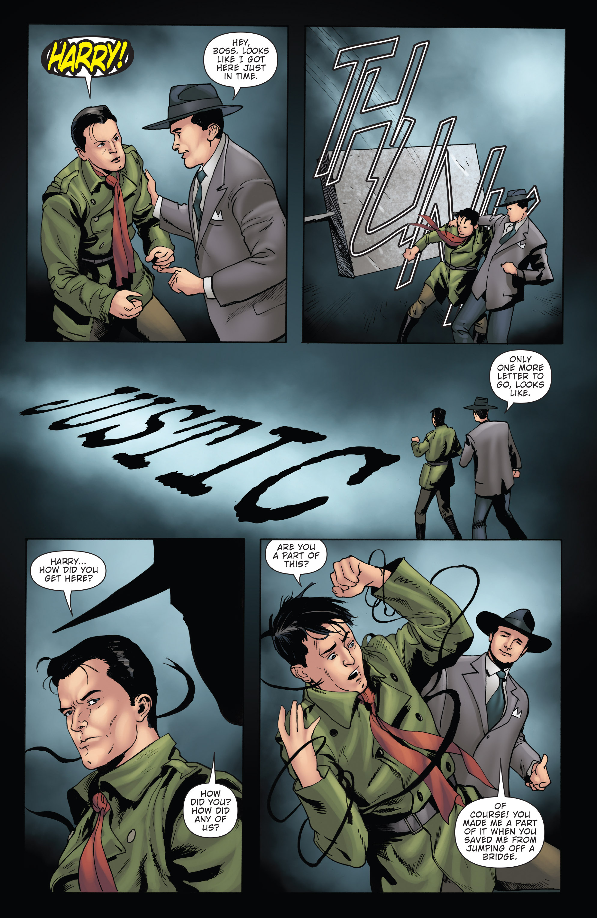 Read online Twilight Zone The Shadow comic -  Issue #3 - 19