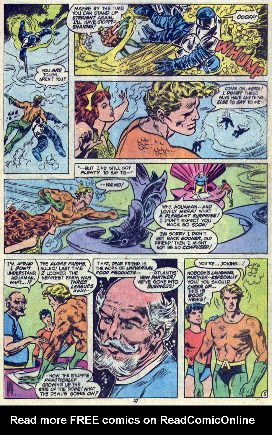 Read online Adventure Comics (1938) comic -  Issue #461 - 47