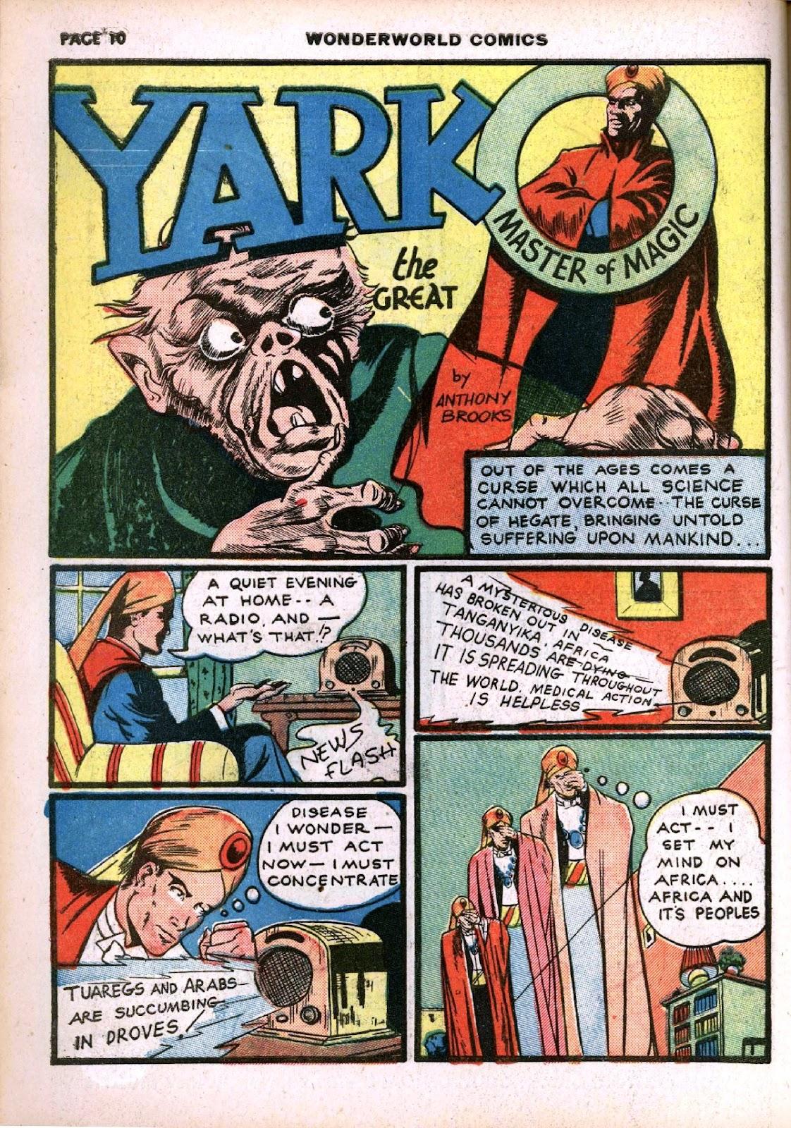 Wonderworld Comics issue 14 - Page 12