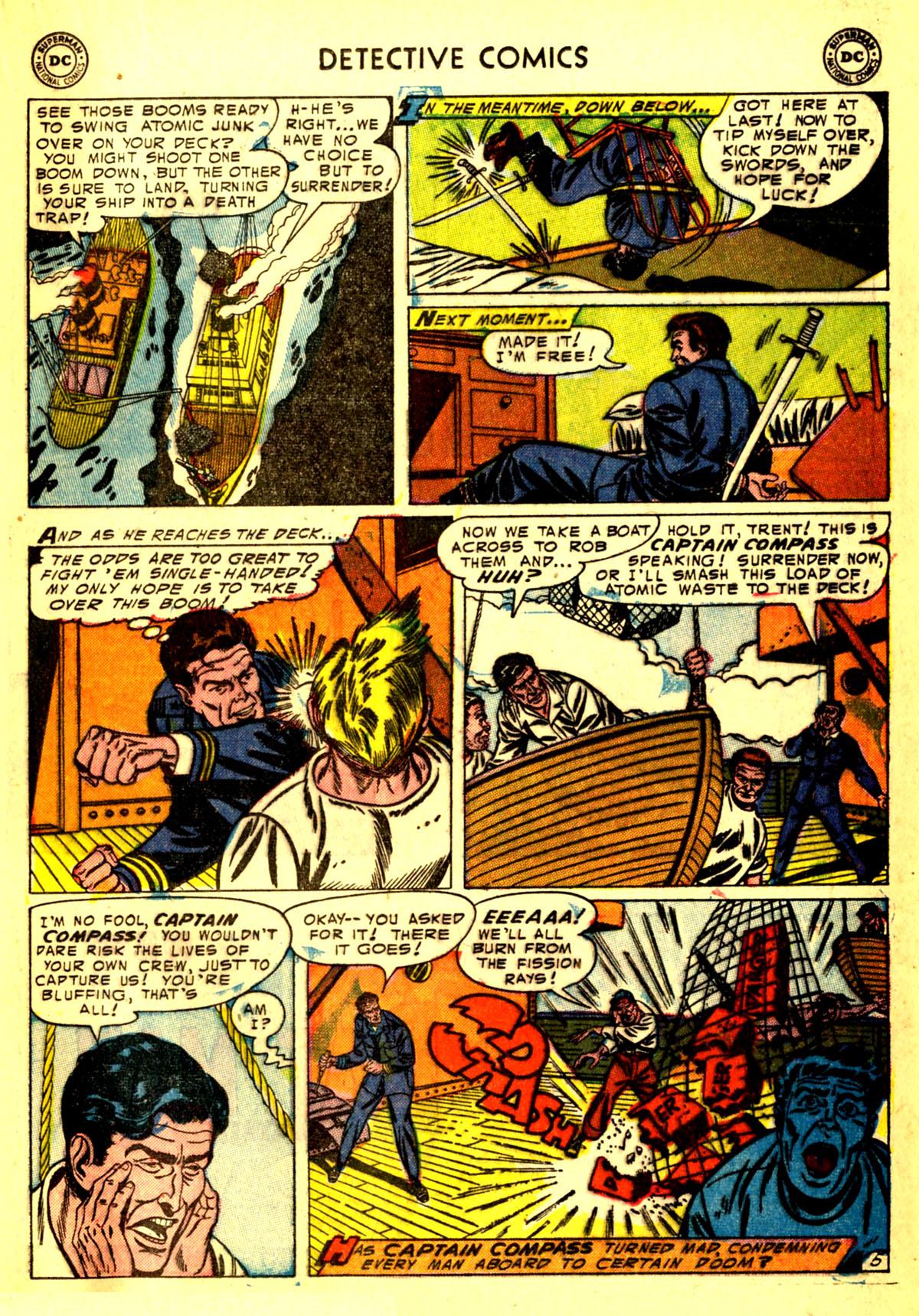 Read online Detective Comics (1937) comic -  Issue #211 - 29