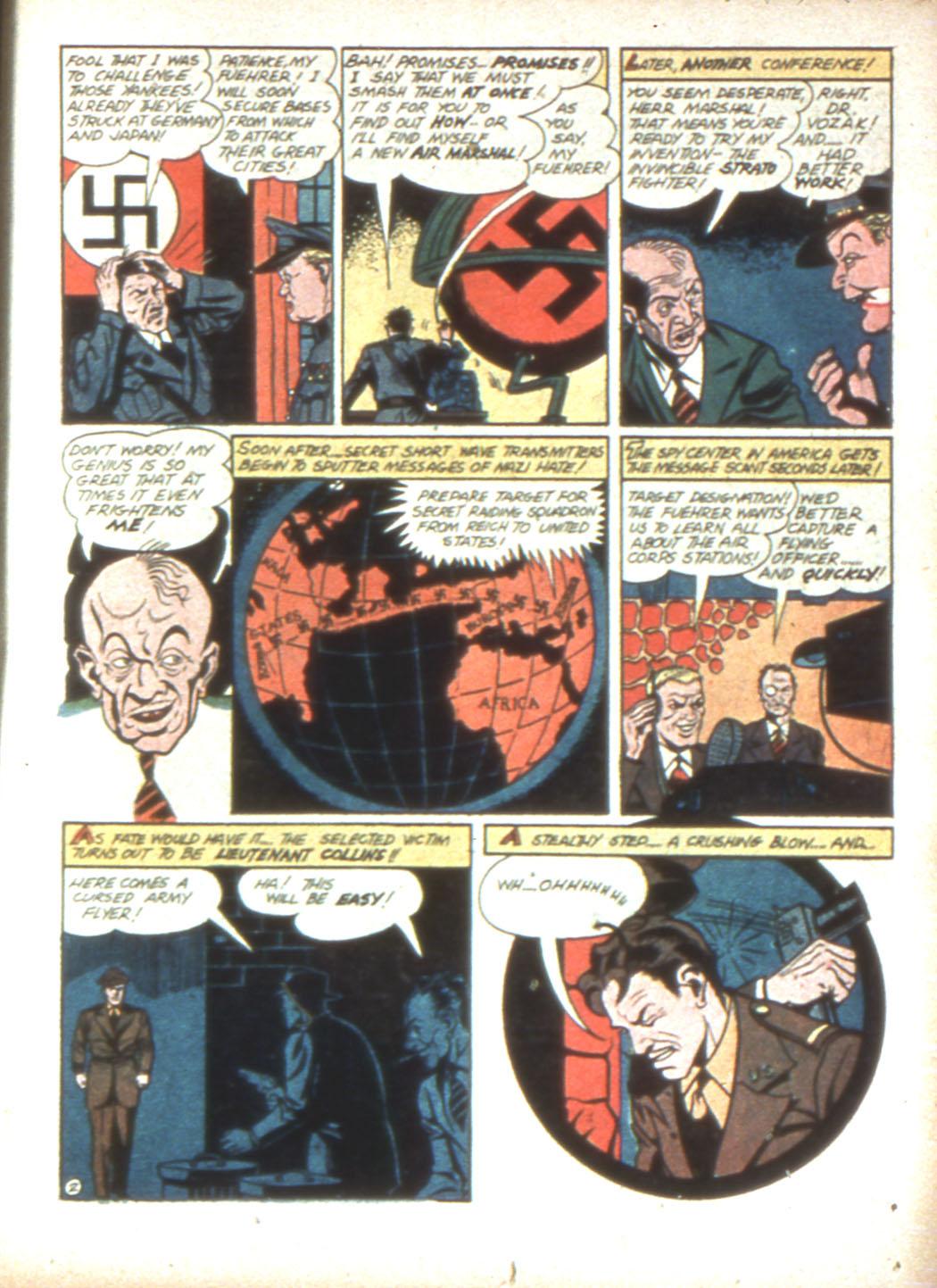 Read online Sensation (Mystery) Comics comic -  Issue #16 - 27
