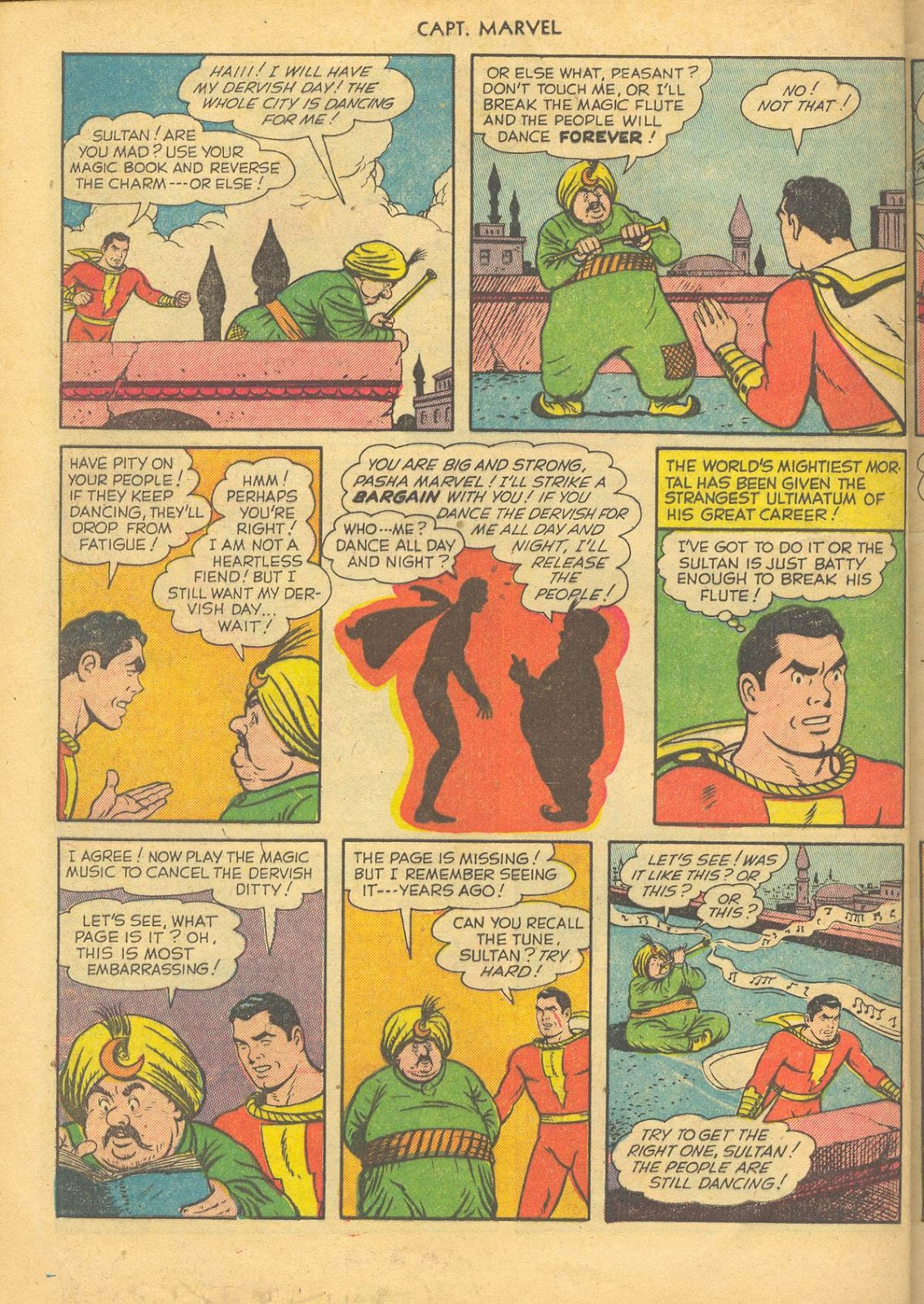 Captain Marvel Adventures issue 132 - Page 32