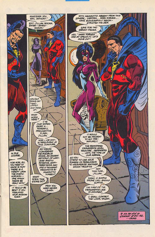 Read online Secret Defenders comic -  Issue #15 - 9