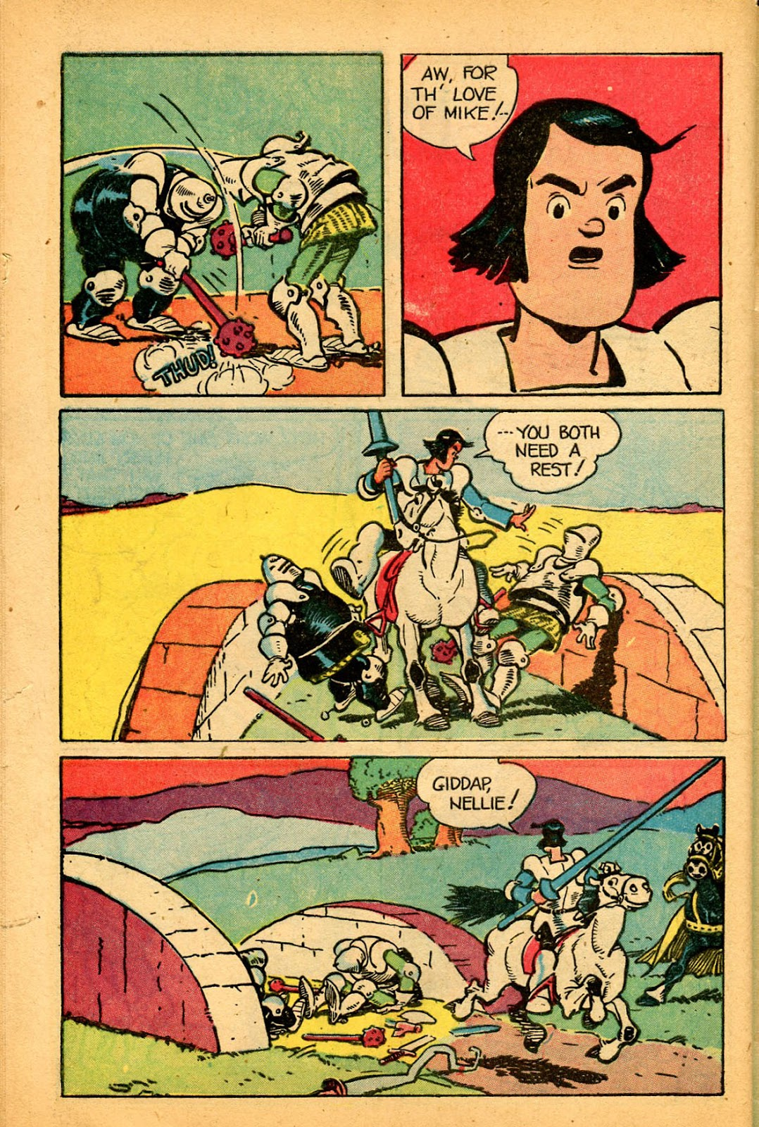 Read online Famous Funnies comic -  Issue #159 - 46