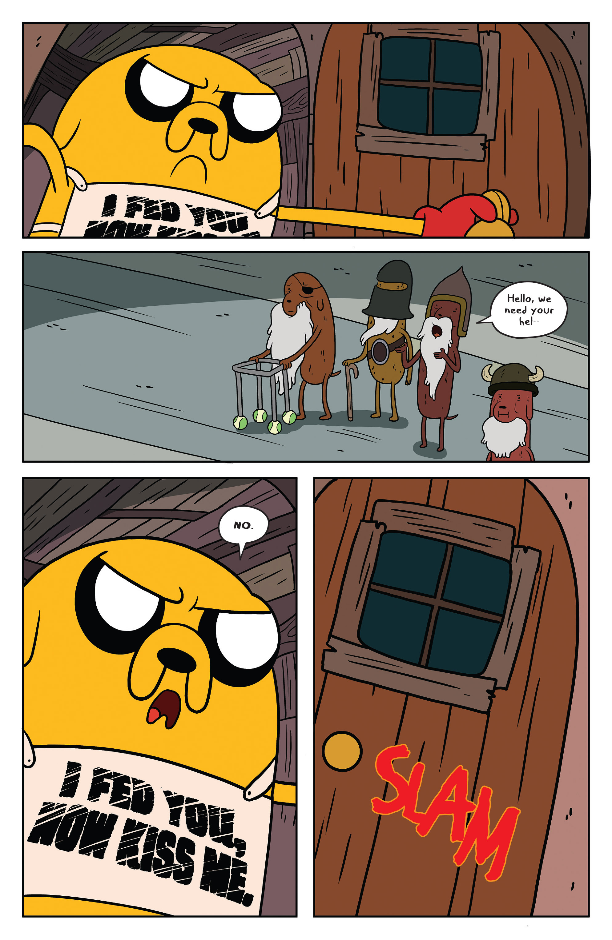 Read online Adventure Time comic -  Issue #51 - 8