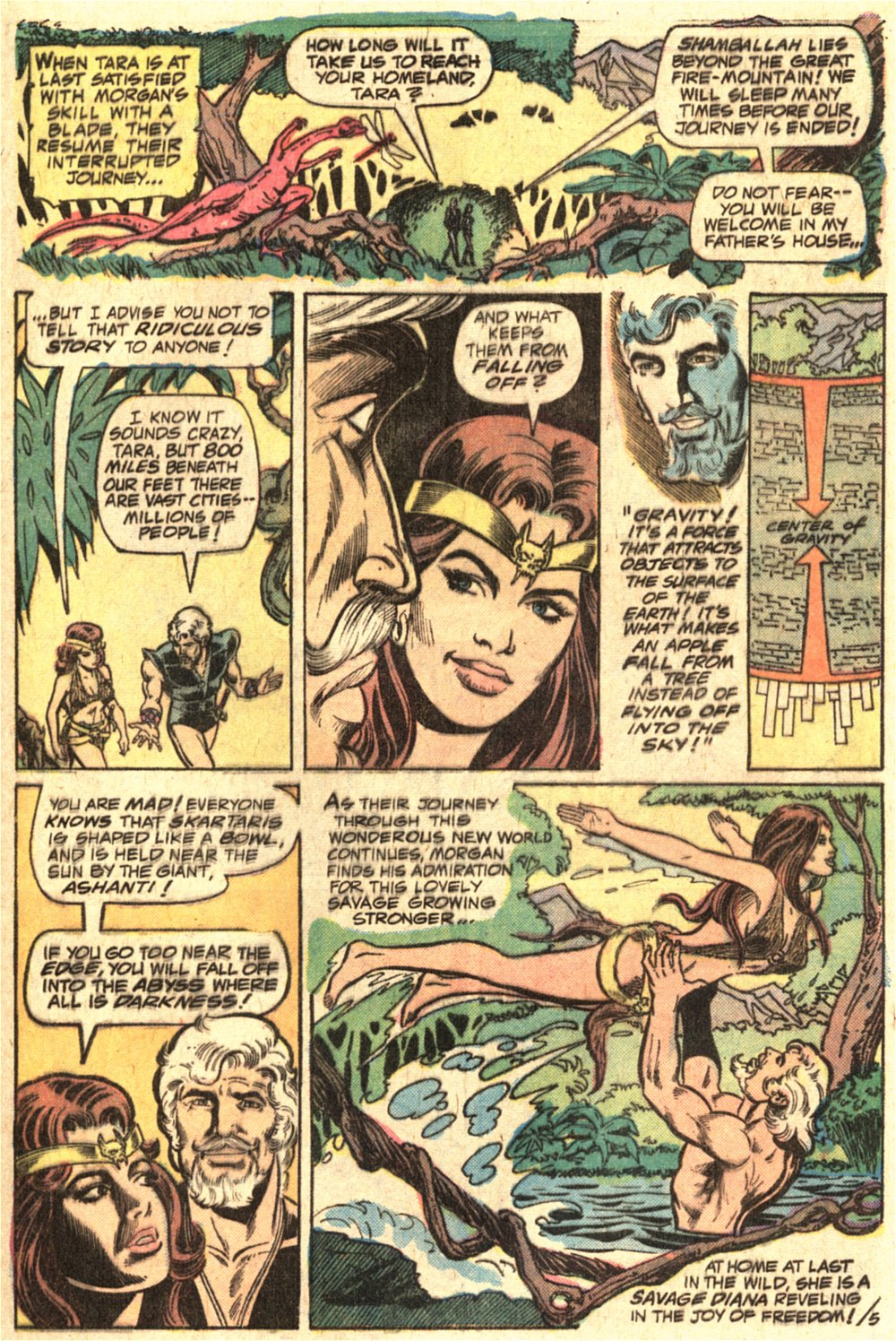 Warlord (1976) issue 1 - Page 6