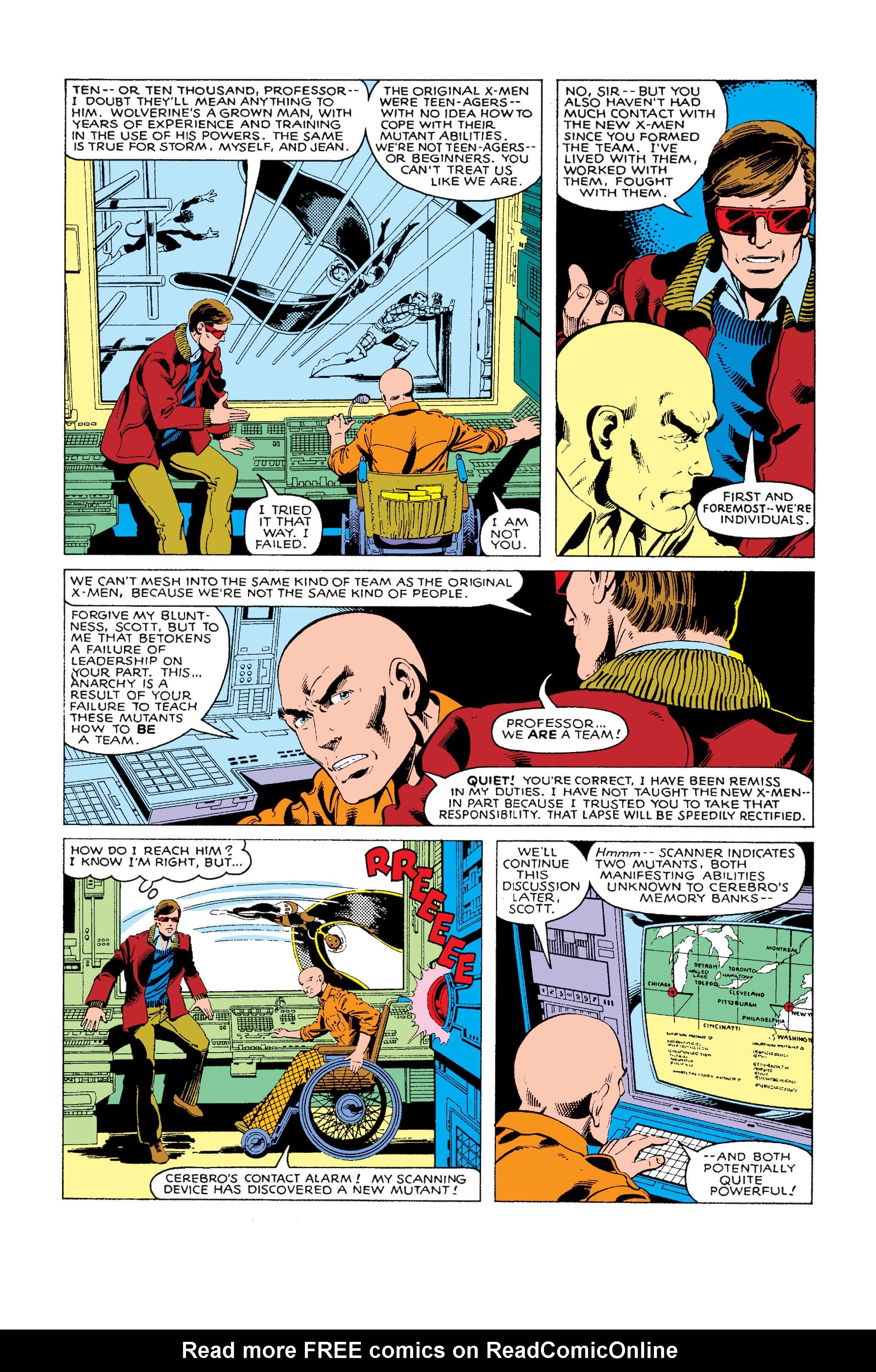 Read online Uncanny X-Men (1963) comic -  Issue #129 - 9