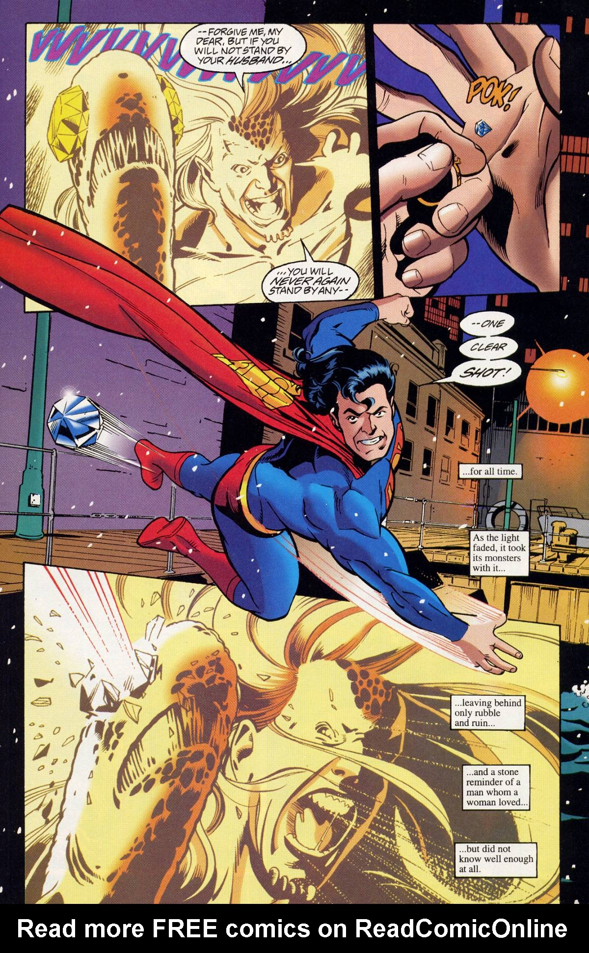 Read online Adventures of Superman (1987) comic -  Issue #532 - 19