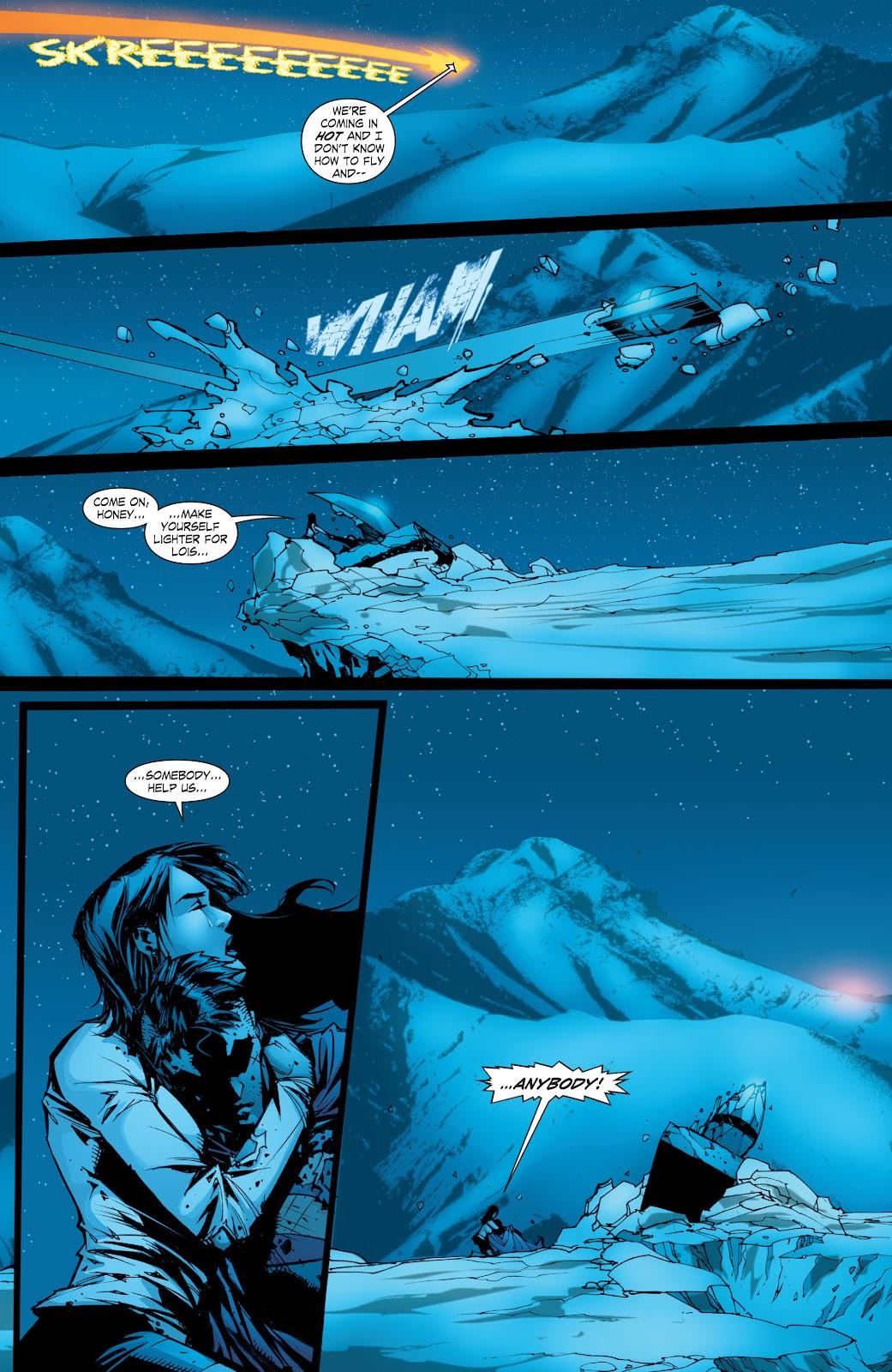 Read online Smallville Season 11 [II] comic -  Issue # TPB 8 - 169