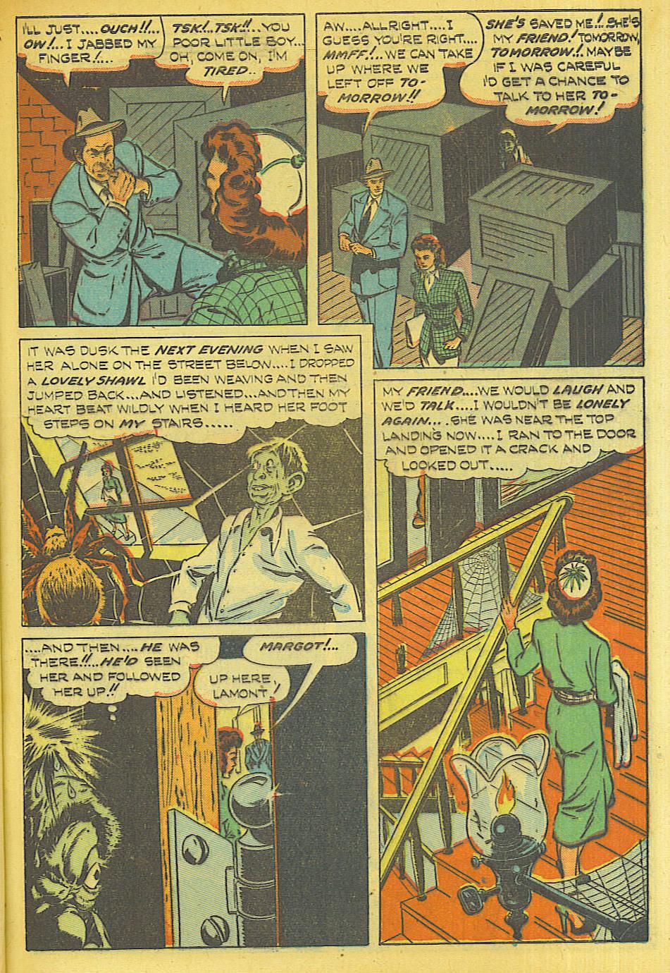 Read online Shadow Comics comic -  Issue #87 - 8