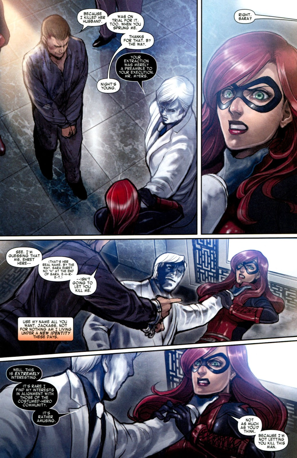 Web of Spider-Man (2009) Issue #11 #11 - English 26