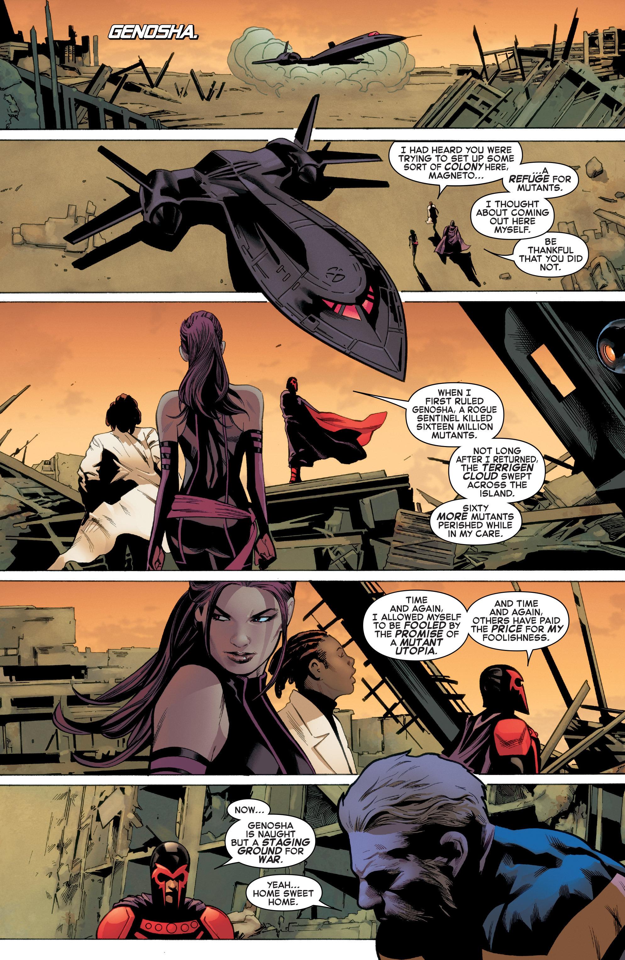 Read online Uncanny X-Men (2016) comic -  Issue #3 - 17