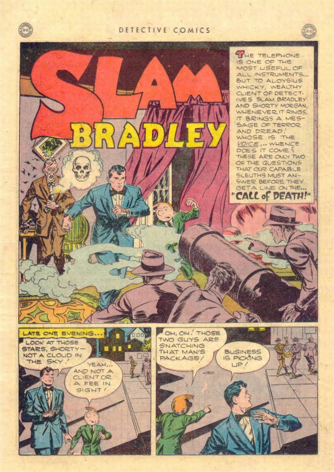 Read online Detective Comics (1937) comic -  Issue #97 - 16
