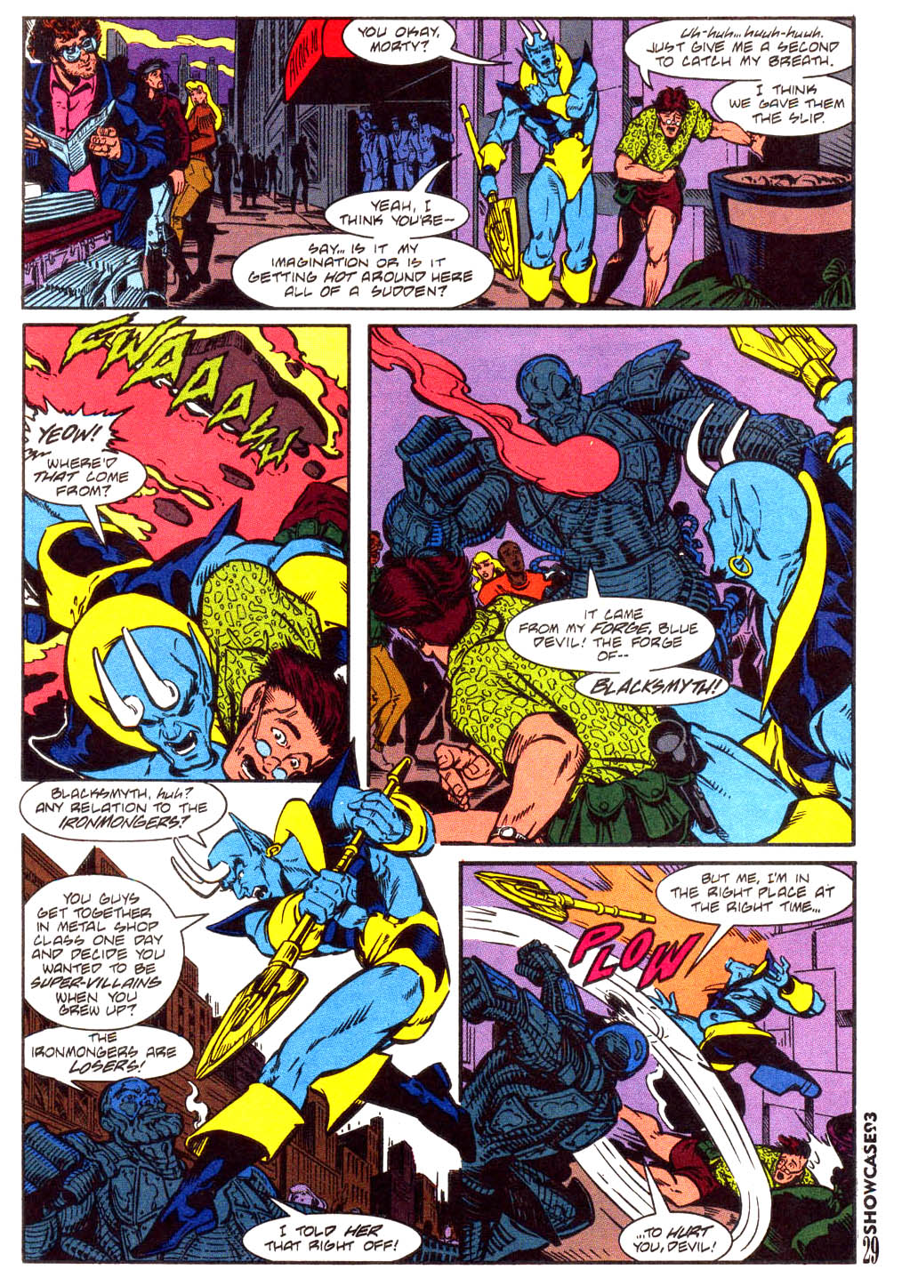 Read online Showcase '93 comic -  Issue #3 - 26