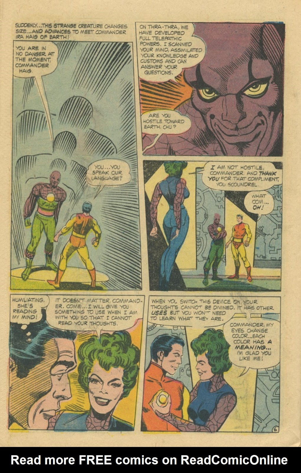 Space Adventures (1968) issue 8 - Page 28