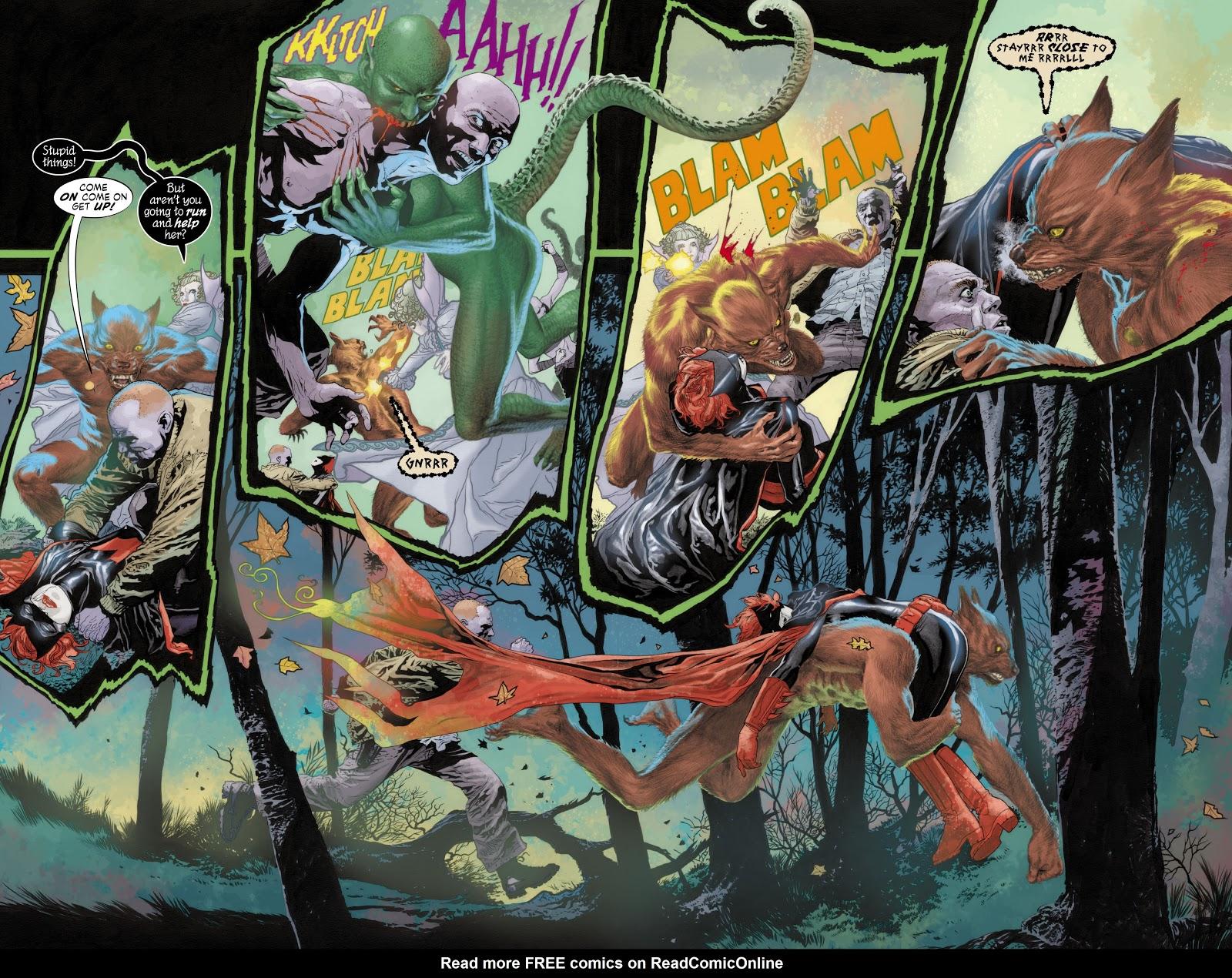 Read online Detective Comics (1937) comic -  Issue # _TPB Batwoman - Elegy (Part 1) - 49