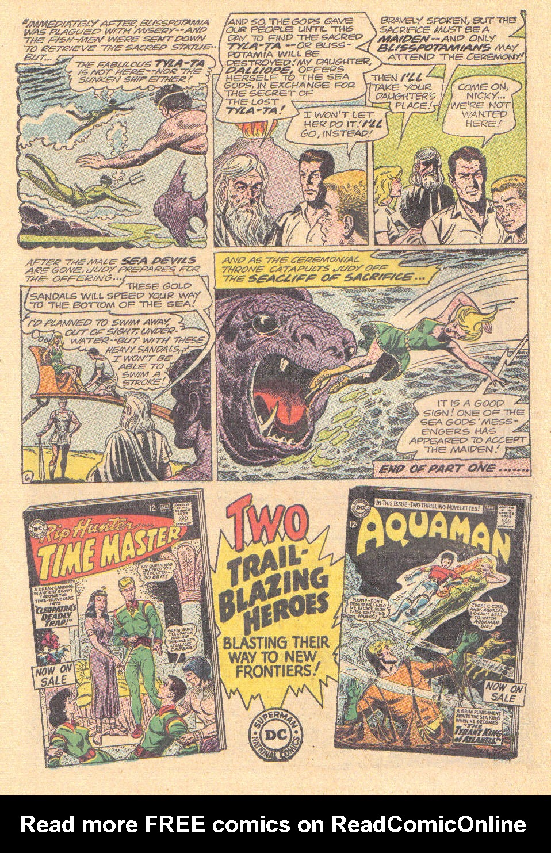 Read online Sea Devils comic -  Issue #16 - 22