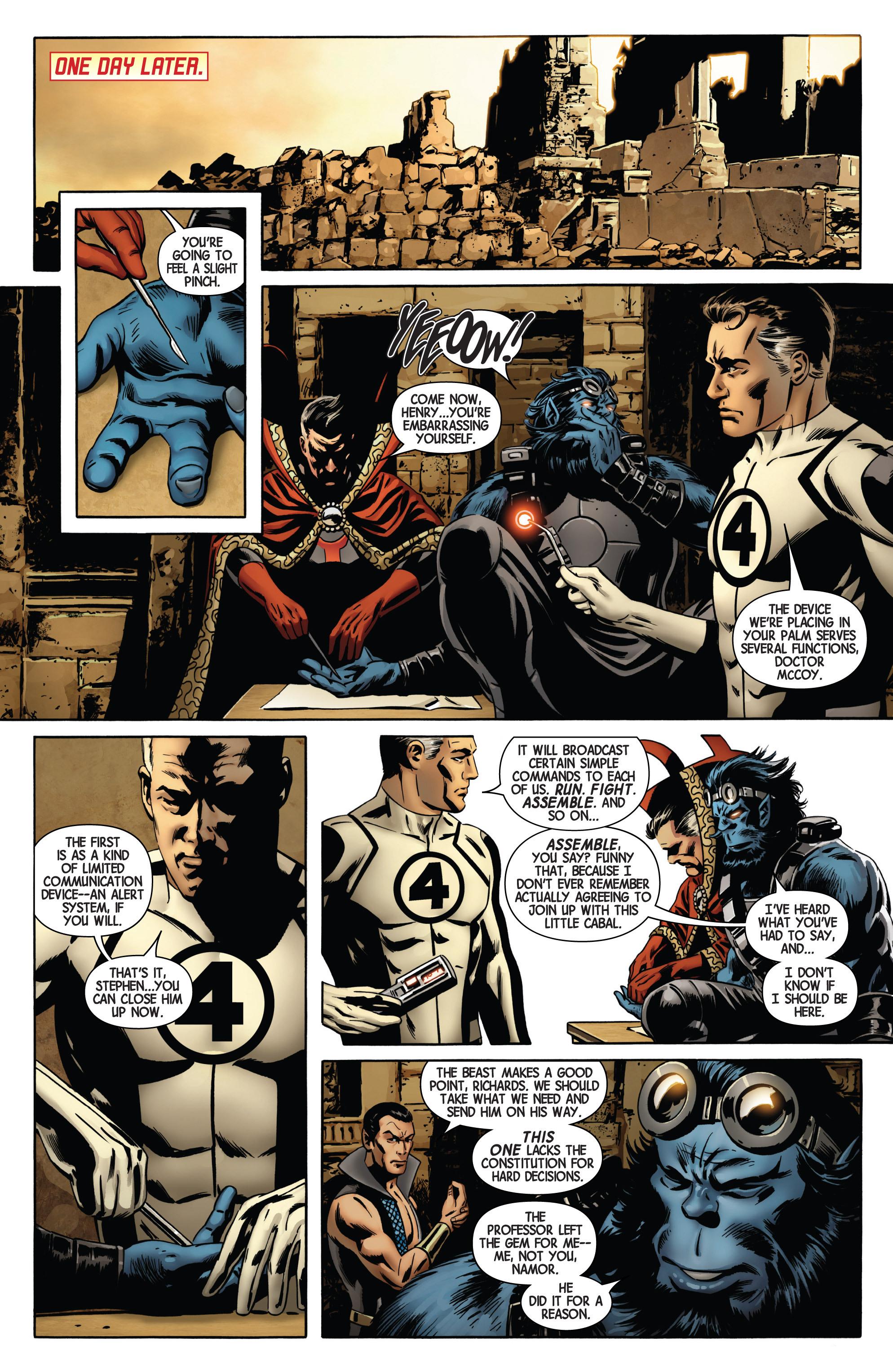 Read online Secret Wars Prelude comic -  Issue # Full - 230