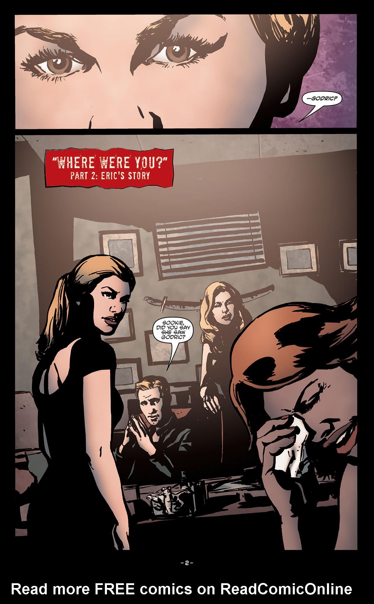 Read online True Blood (2012) comic -  Issue #2 - 4