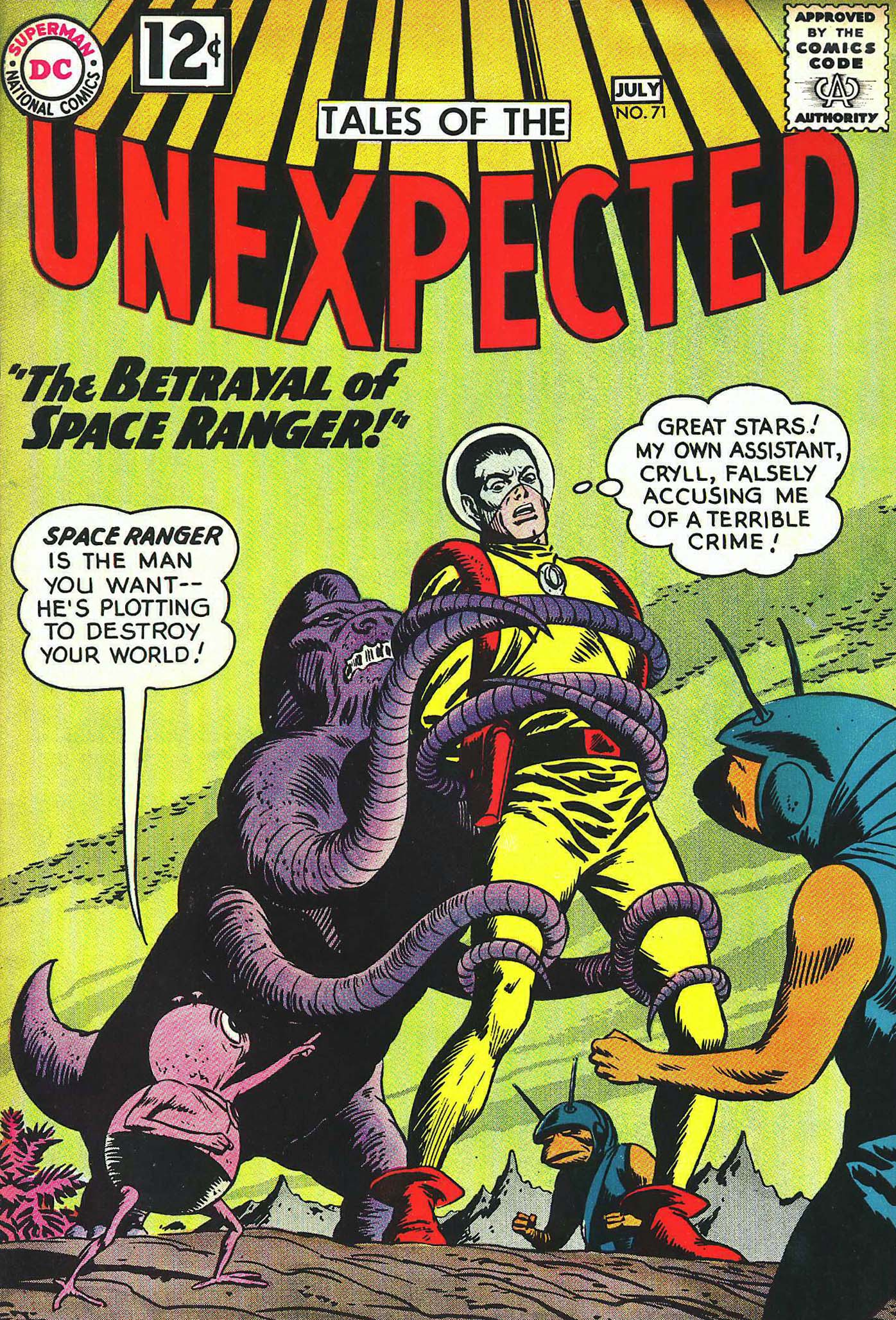 Tales of the Unexpected (1956) 71 Page 1