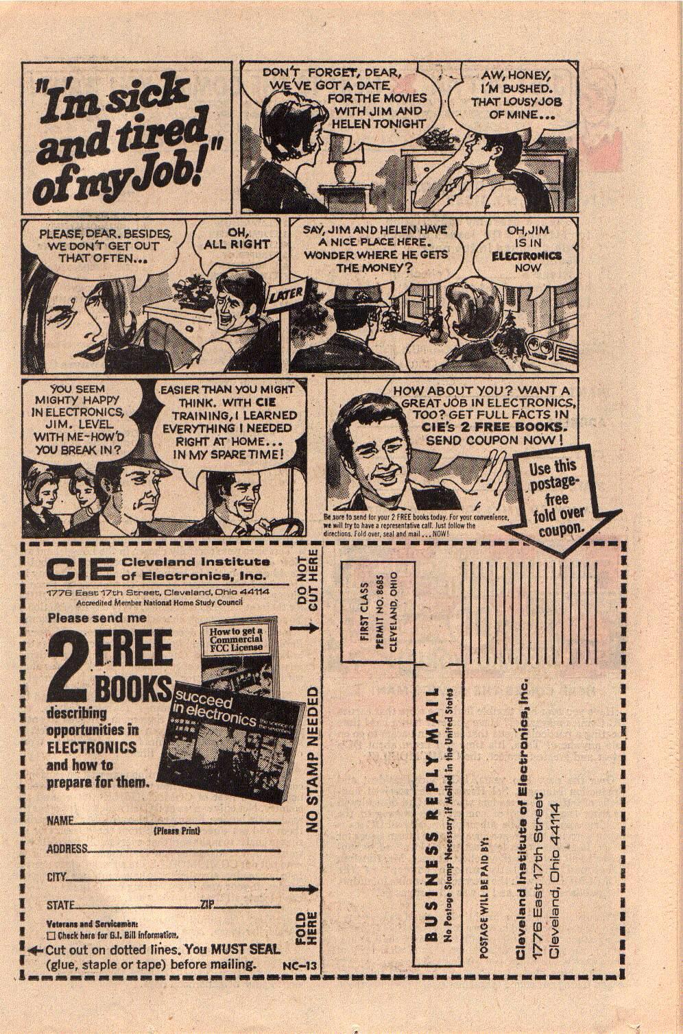 Read online Shazam! (1973) comic -  Issue #9 - 23