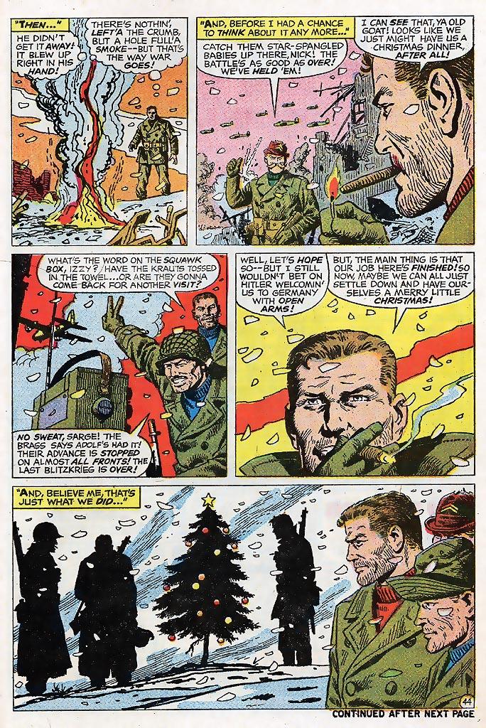 Read online Sgt. Fury comic -  Issue # _Special 4 - 55