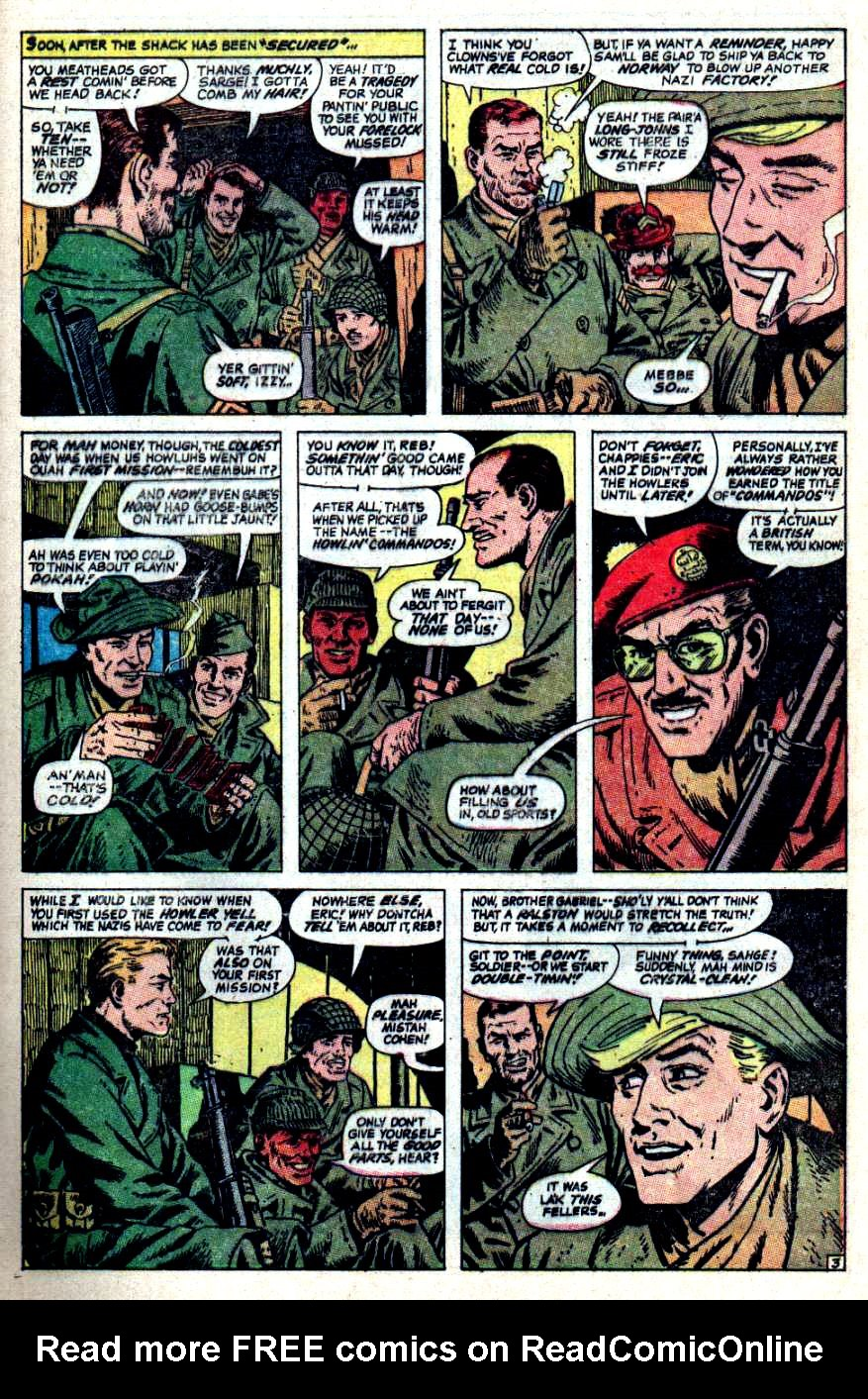 Read online Sgt. Fury comic -  Issue #44 - 5