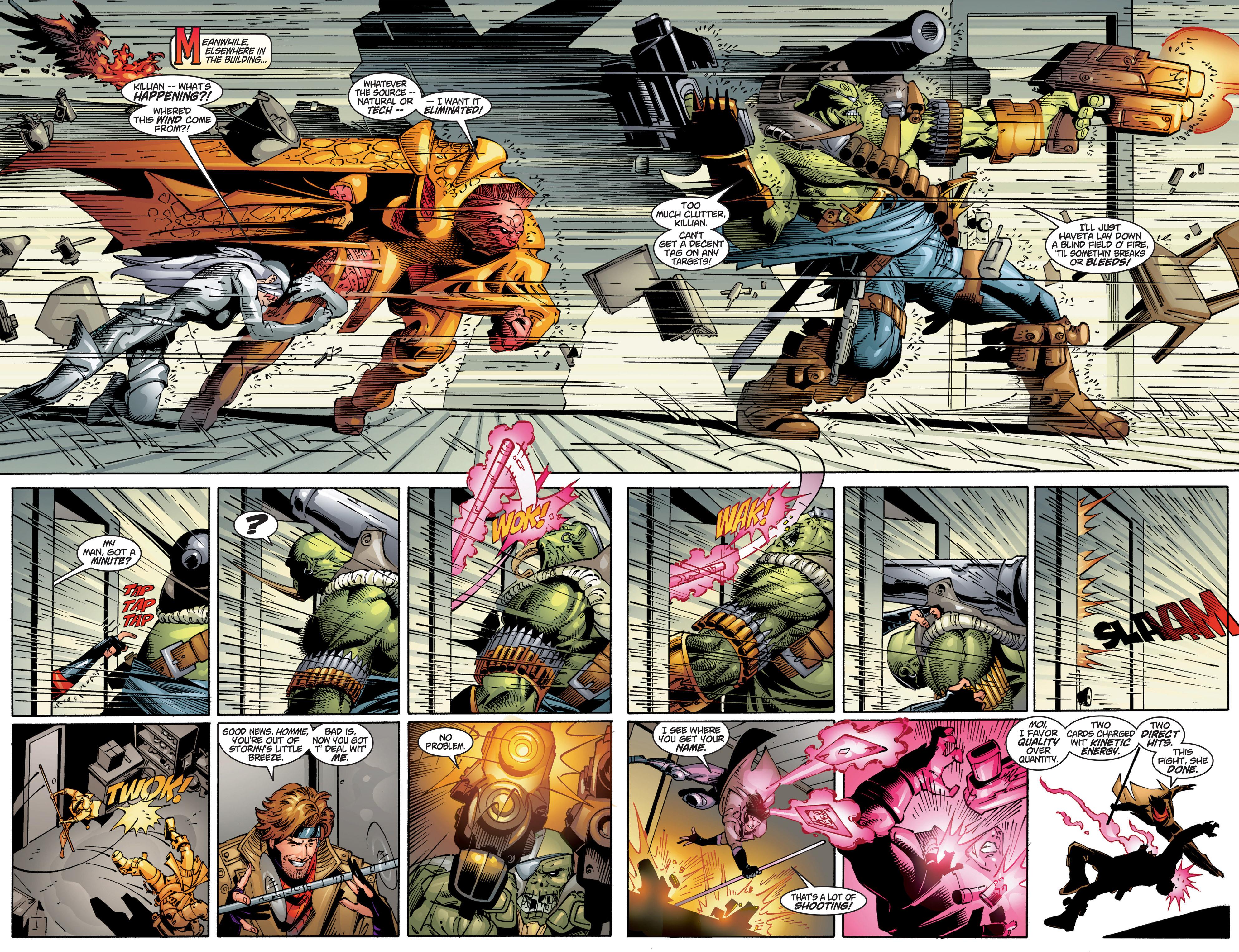 Read online Uncanny X-Men (1963) comic -  Issue #384 - 15