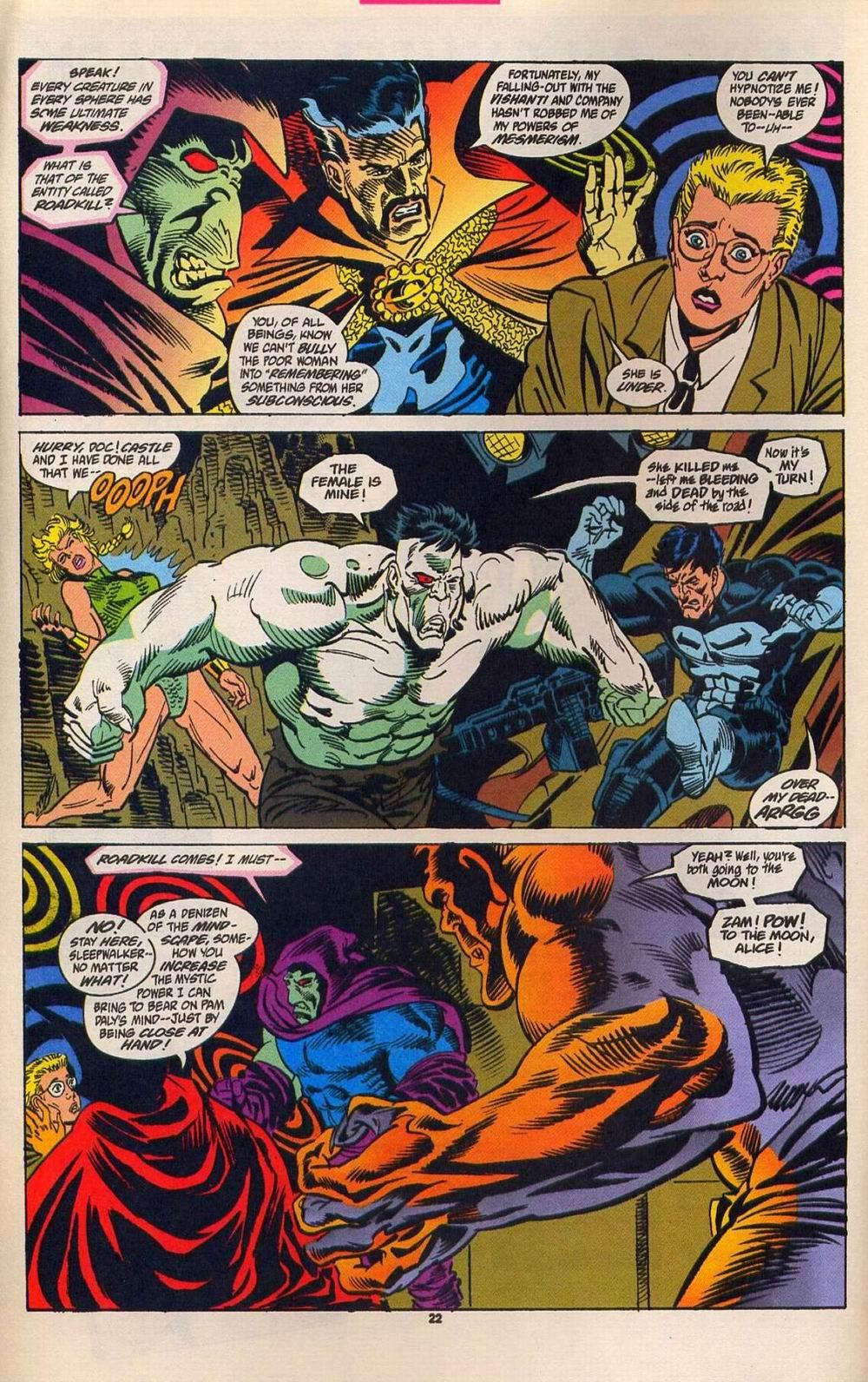Read online Secret Defenders comic -  Issue #5 - 18
